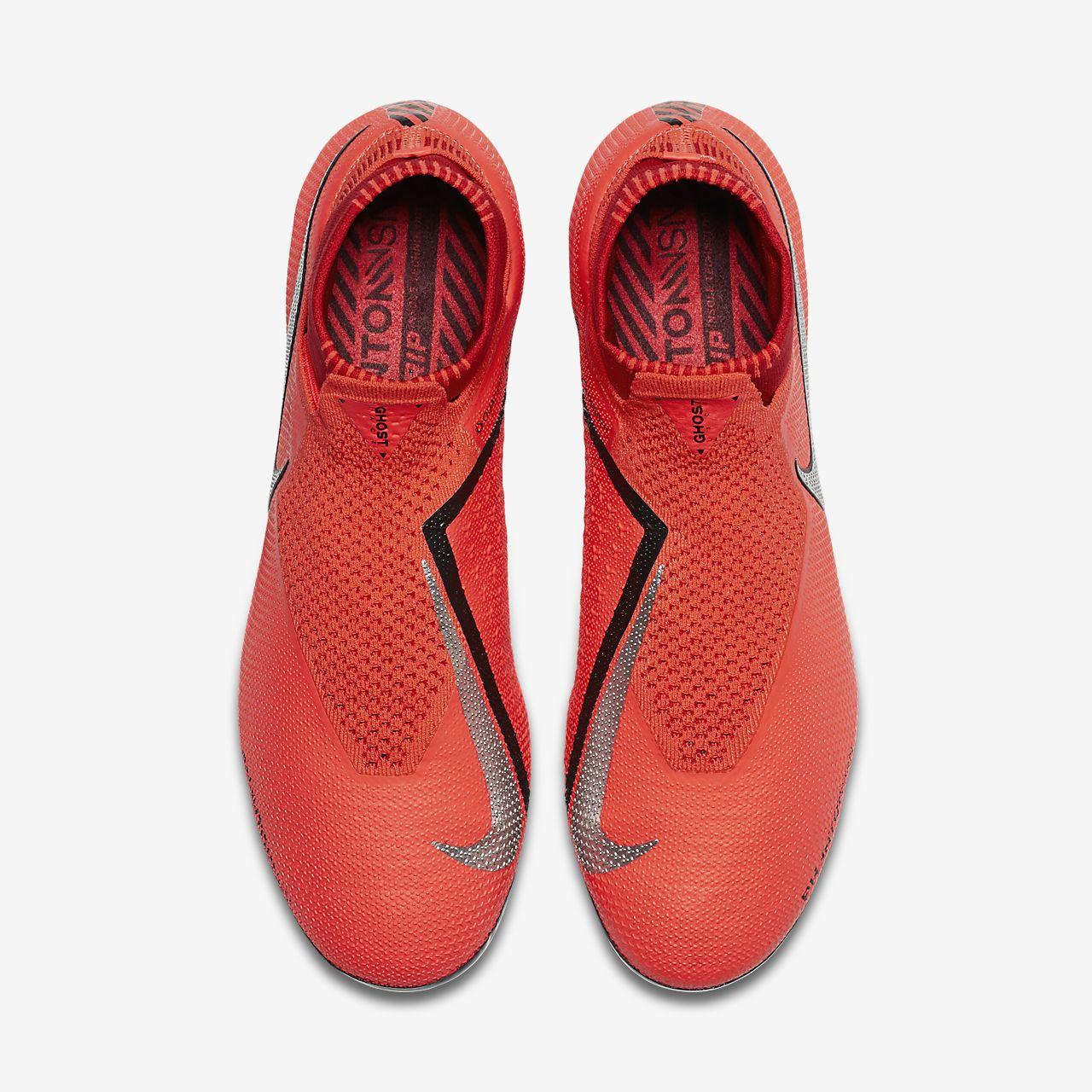 ... Calzado de fútbol para pasto artificial Nike Phantom Vision Elite  Dynamic Fit bbdd1e2023977