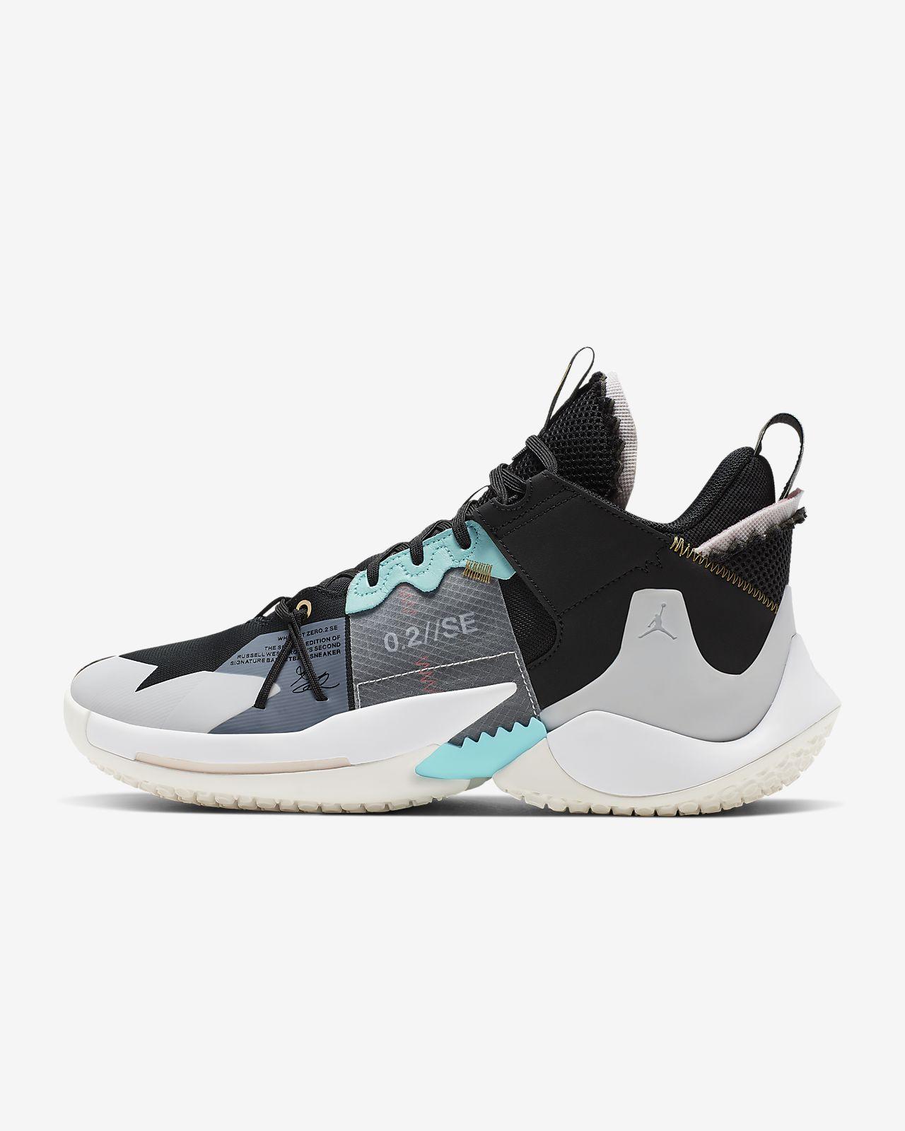 """Jordan """"Why Not?"""" Zer0.2 SE Erkek Basketbol Ayakkabısı"""