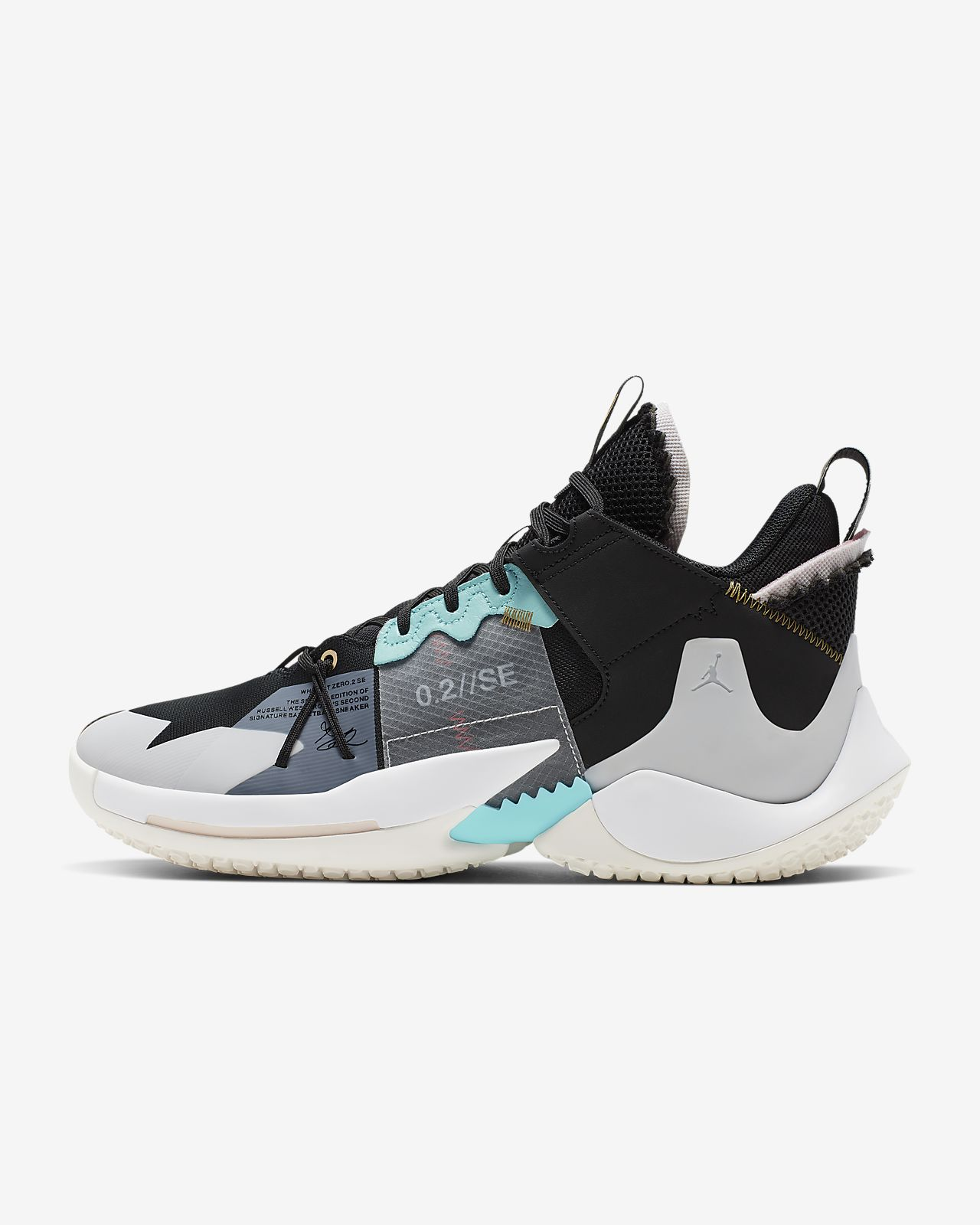 Jordan 'Why Not?' Zer0.2 SE Men's Basketball Shoe