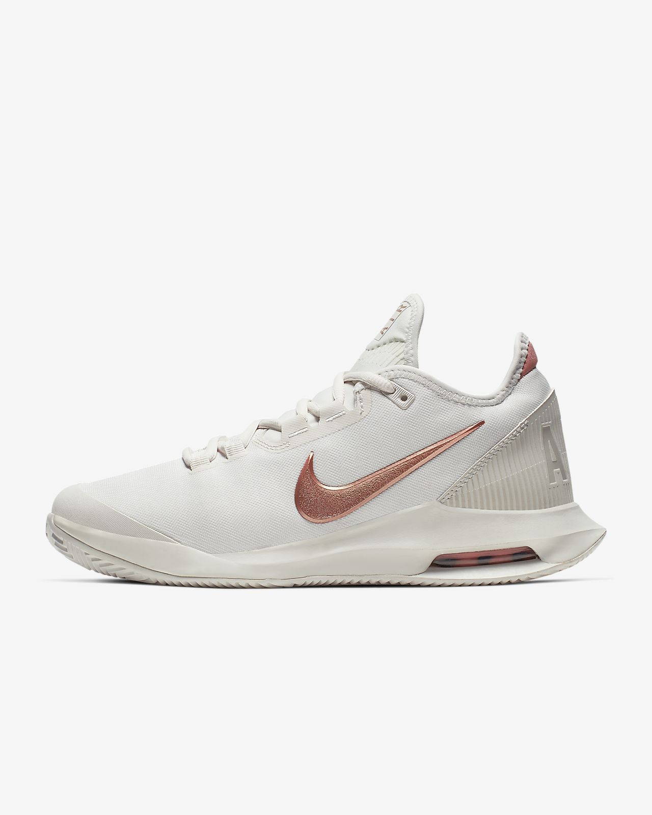 Nike Max Wildcard Clay Scarpe Tennis Donna White