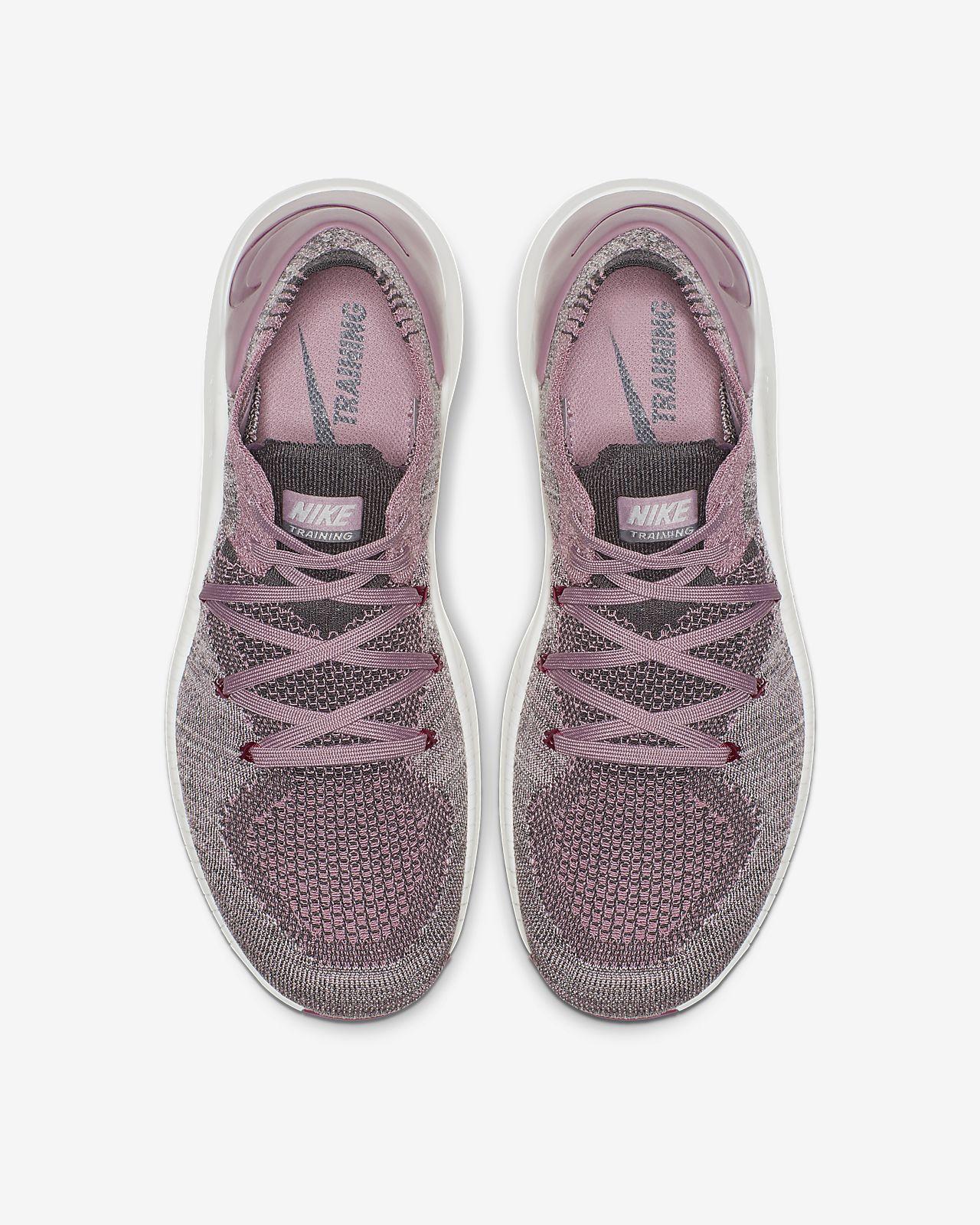 d0e78619a72 ... Calzado para mujer Nike Free TR Flyknit 3 para entrenamiento en el  gimnasio