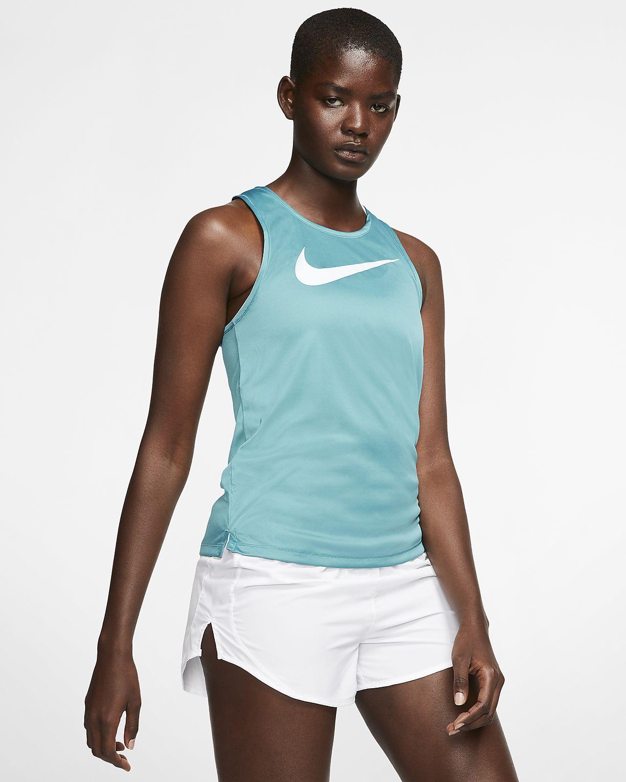 Nike Swoosh Damen-Tanktop