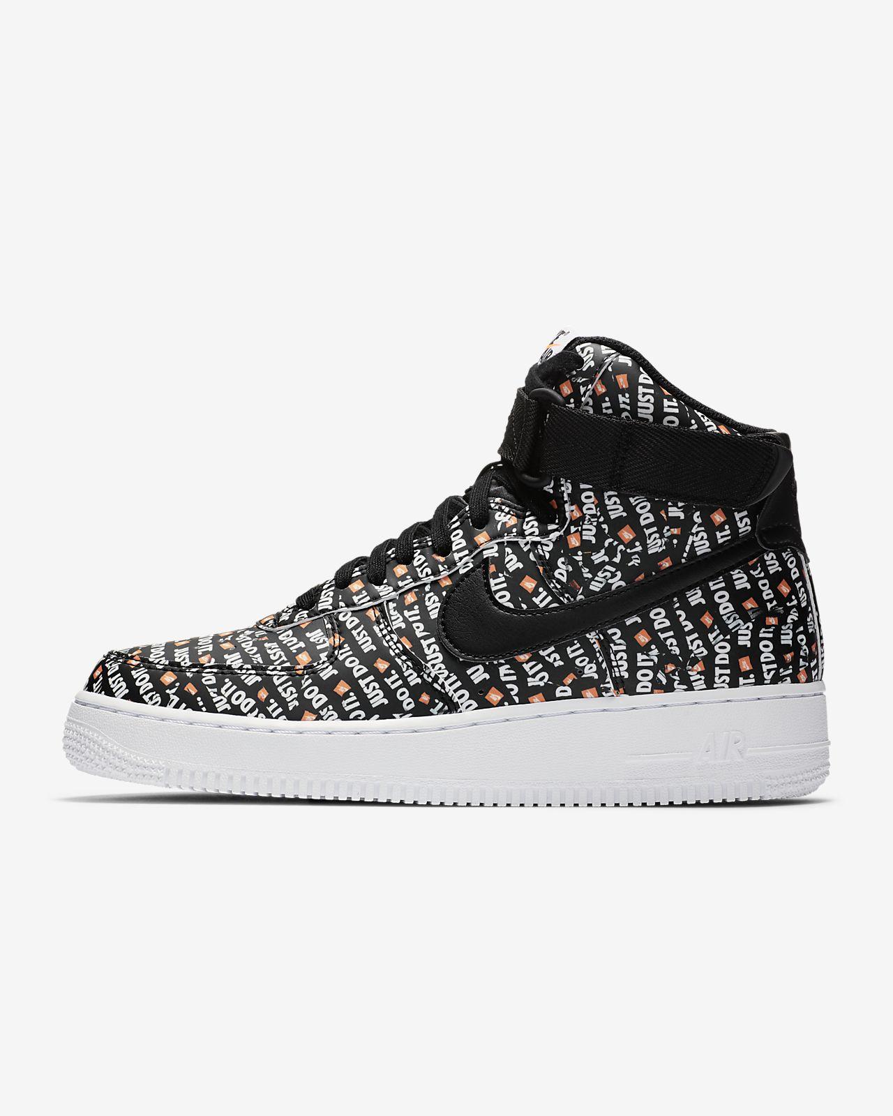 sports shoes afbf2 277af Sko High Kvinnor Se För Nike Air 1 Force Lx nIIaqr
