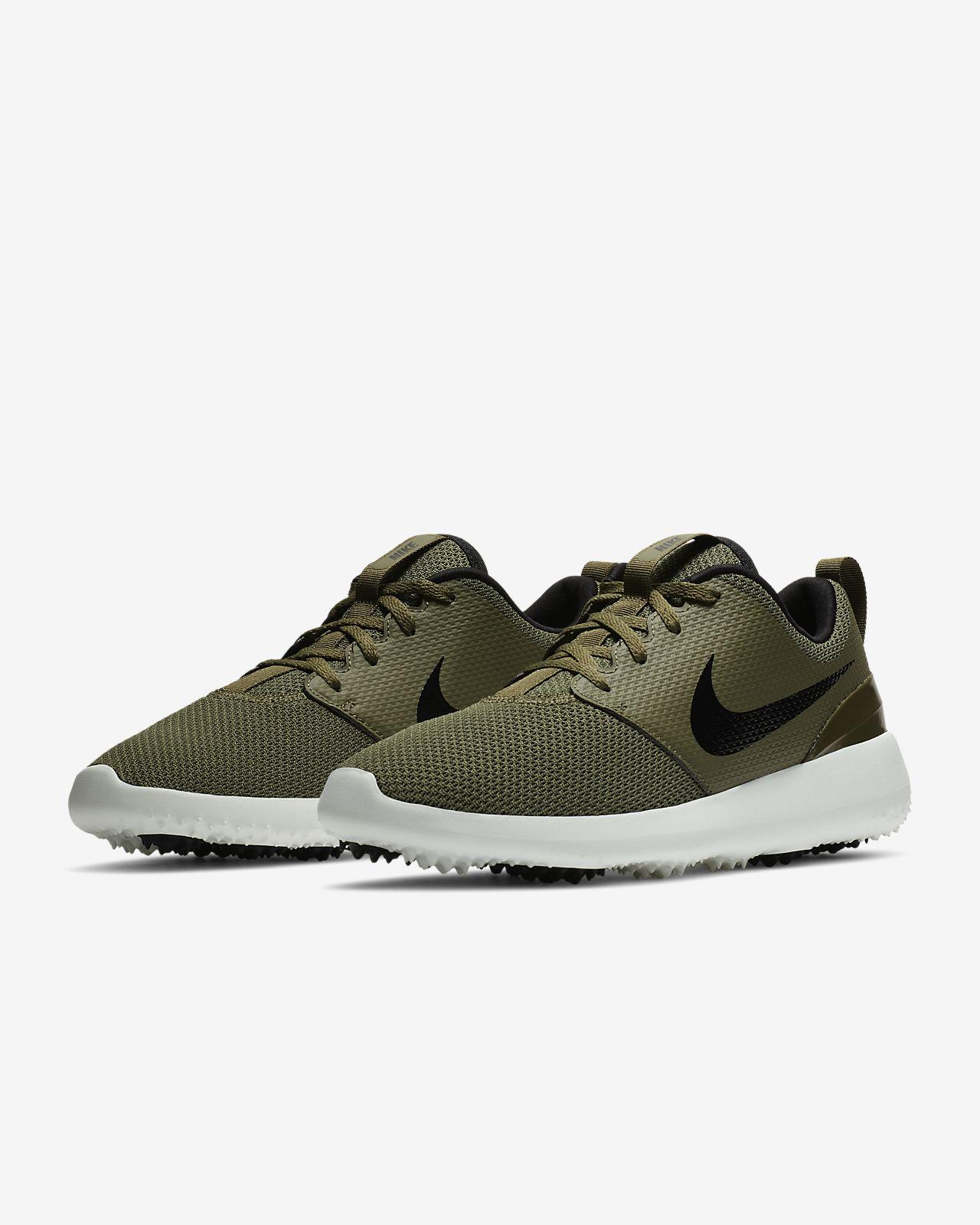 best service 41a87 67a13 ... Nike Roshe G-golfsko til mænd