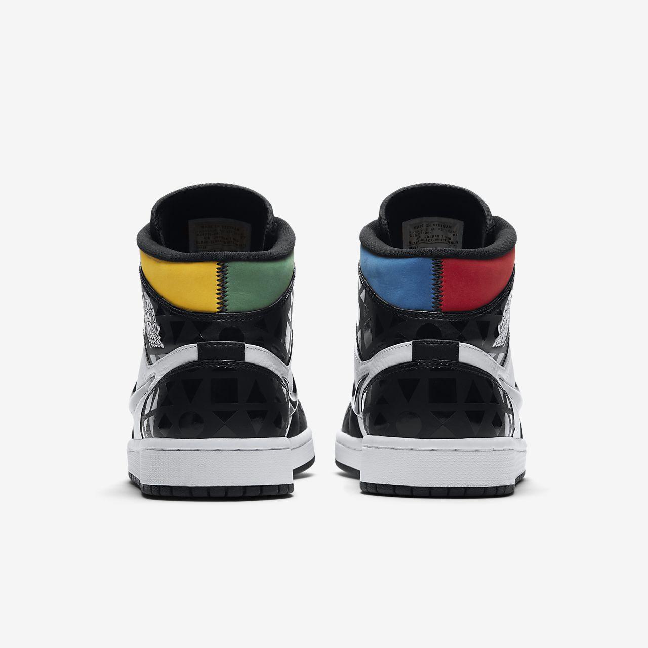 20015e045a2a Chaussure Air Jordan 1 Mid SE Q54 pour Homme. Nike.com FR