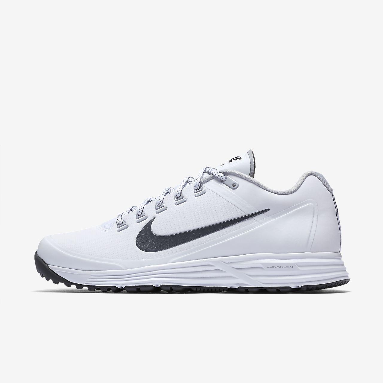 ... Nike Alpha Lunar Clipper \u002717 Turf Men\u0027s Baseball Shoe