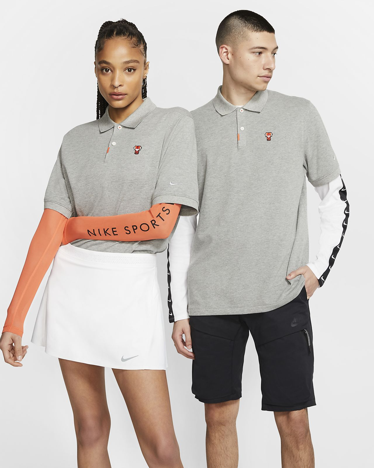 Polo coupe slim The Nike Polo « Frank »