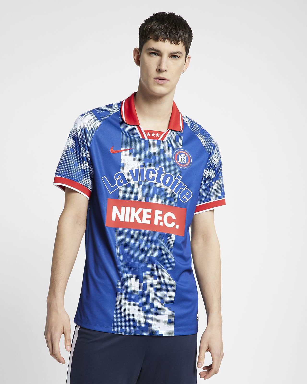 Nike F.C. Men's Home Football Shirt