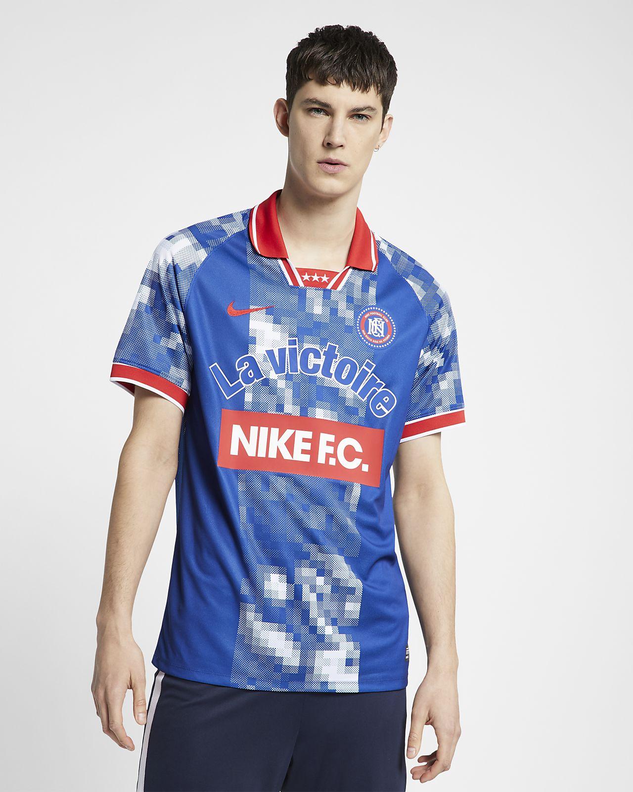 Fotbollströja Nike F.C. för män