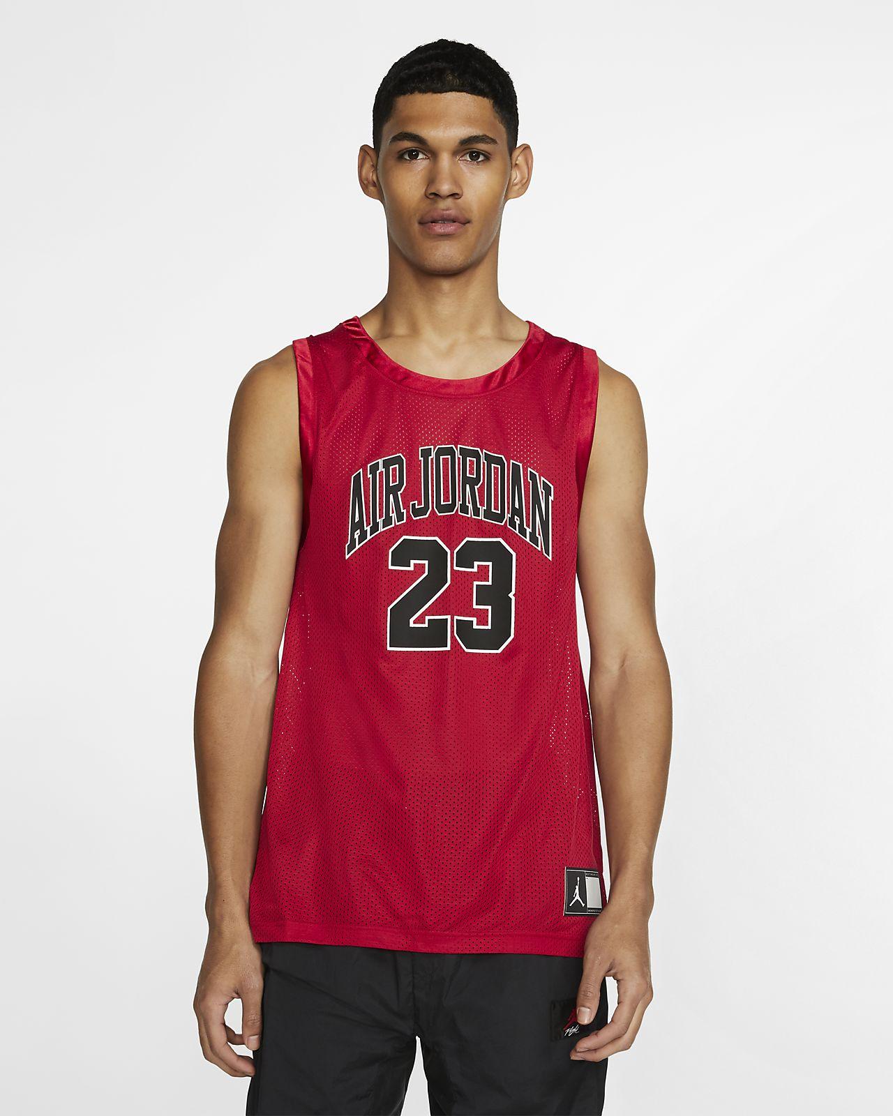 Męska koszulka do koszykówki Jordan DNA Distorted