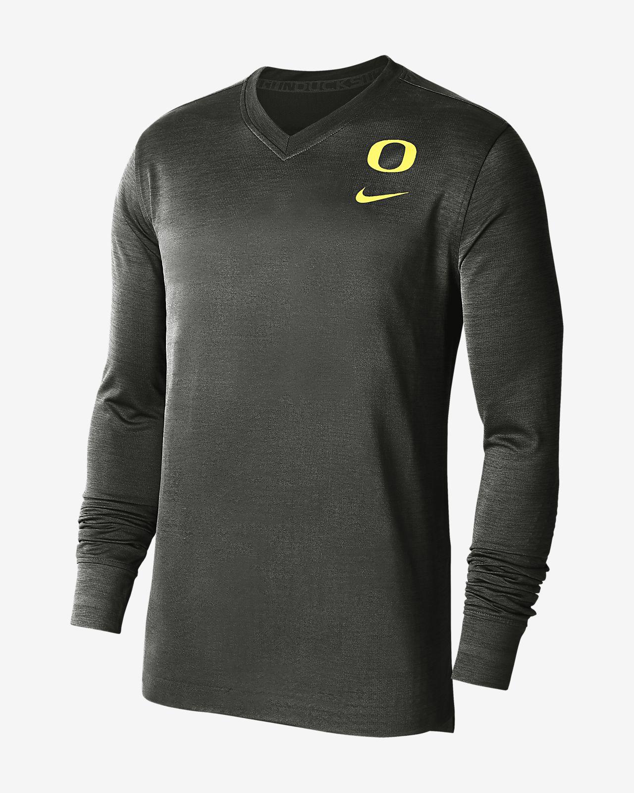Nike College 360 Player (Oregon) Men's Long-Sleeve Top