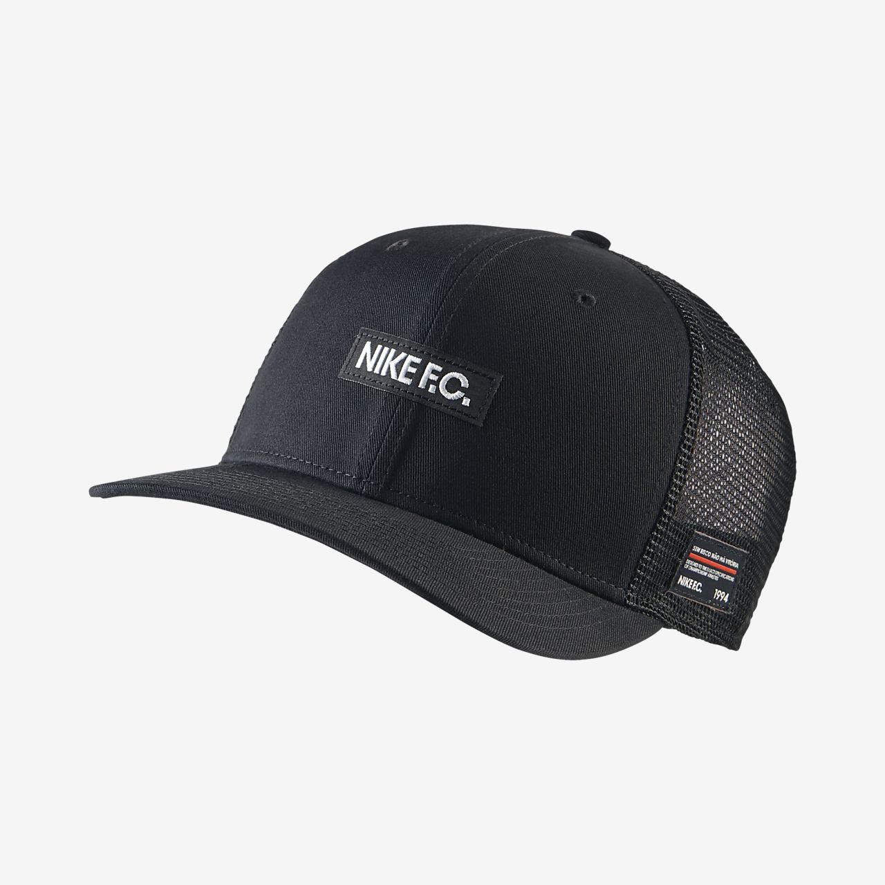 Nike F.C. Classic 99 Adjustable Hat. Nike.com 7a80bc70830