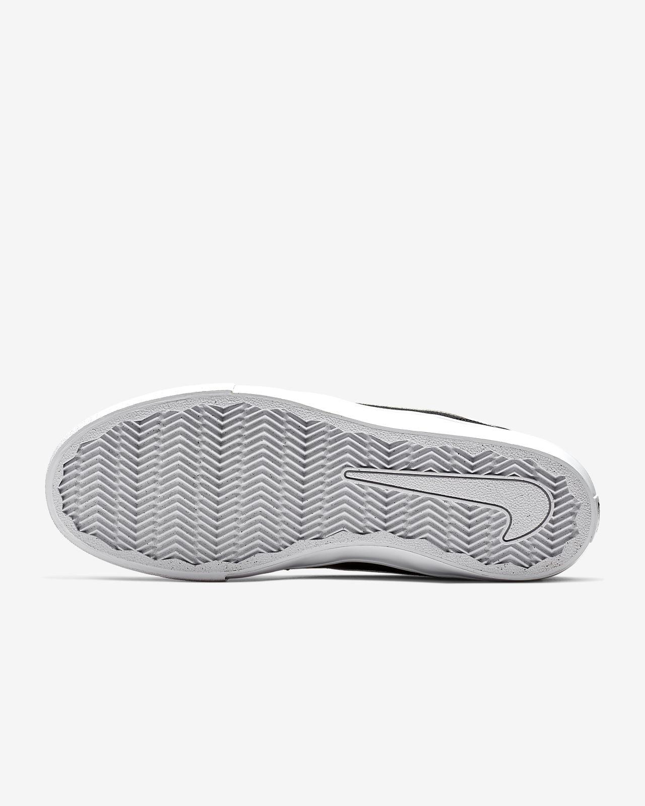 premium selection 9ff3d 3c7ba Nike SB Portmore 2 Solarsoft Mid Canvas Men's Skate Shoe