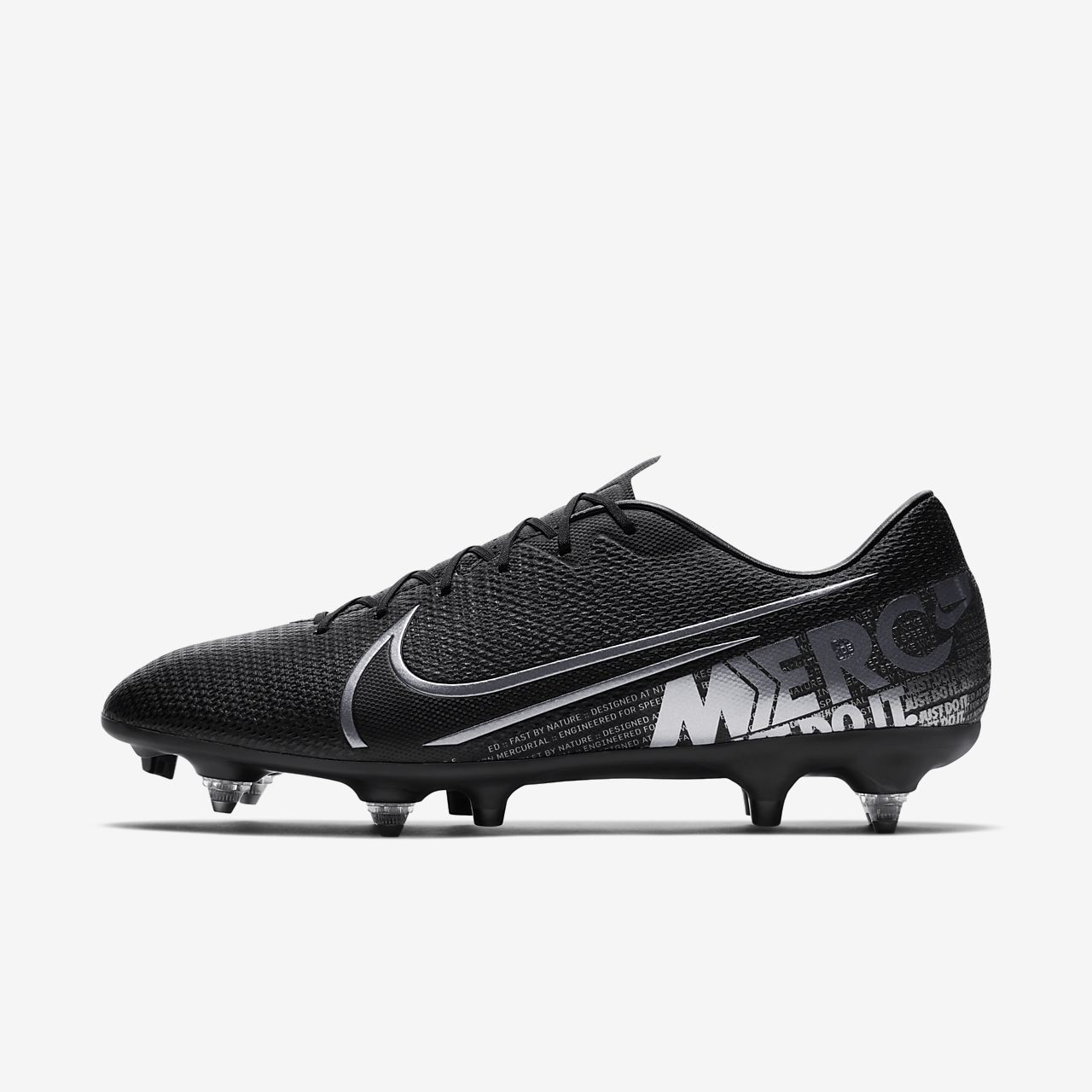 Chaussure de football à crampons pour terrain gras Nike Mercurial Vapor 13 Academy SG PRO Anti Clog Traction