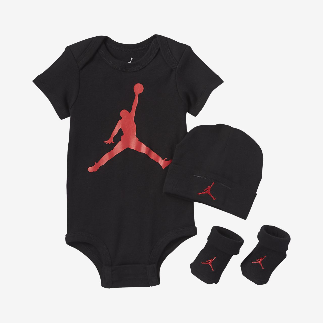 98b052978d85 Jordan Infant 3-Piece Set. Nike.com