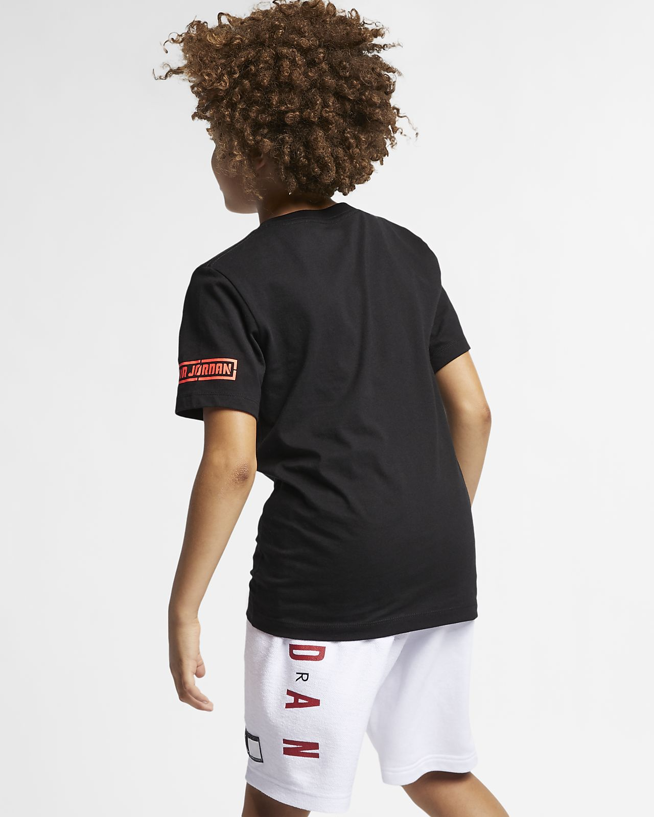 2d78de075ad Jordan City of Flight Older Kids' (Boys') T-Shirt. Nike.com GB