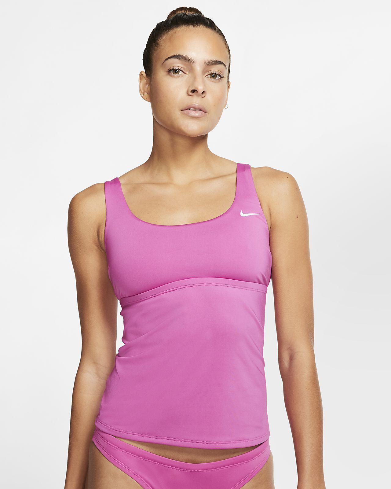 Nike Tankini Women's Swimsuit Top