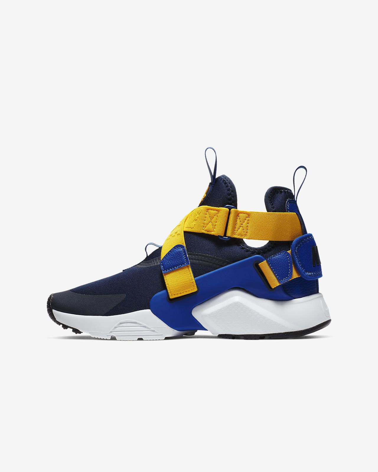 timeless design b9ccf 4682d ... Nike Huarache City Big Kids  Shoe