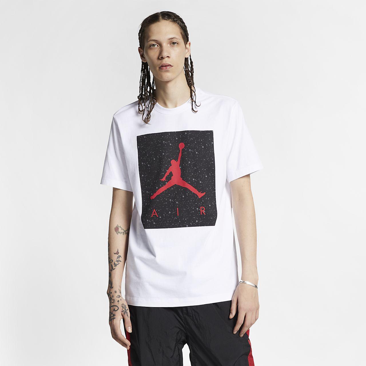T-shirt Jordan Poolside för män