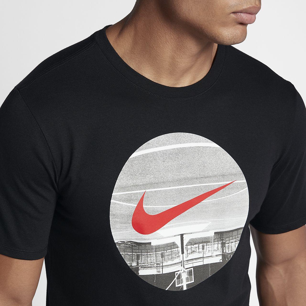 Nike T Shirts Basketball - Joe Maloy 8238408e3