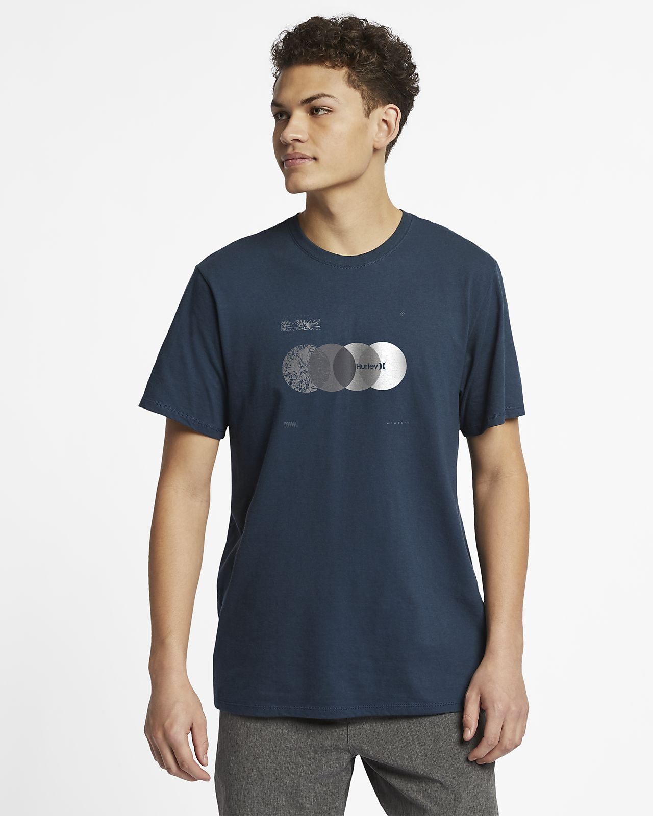 Hurley Premium Shifters Men's T-Shirt