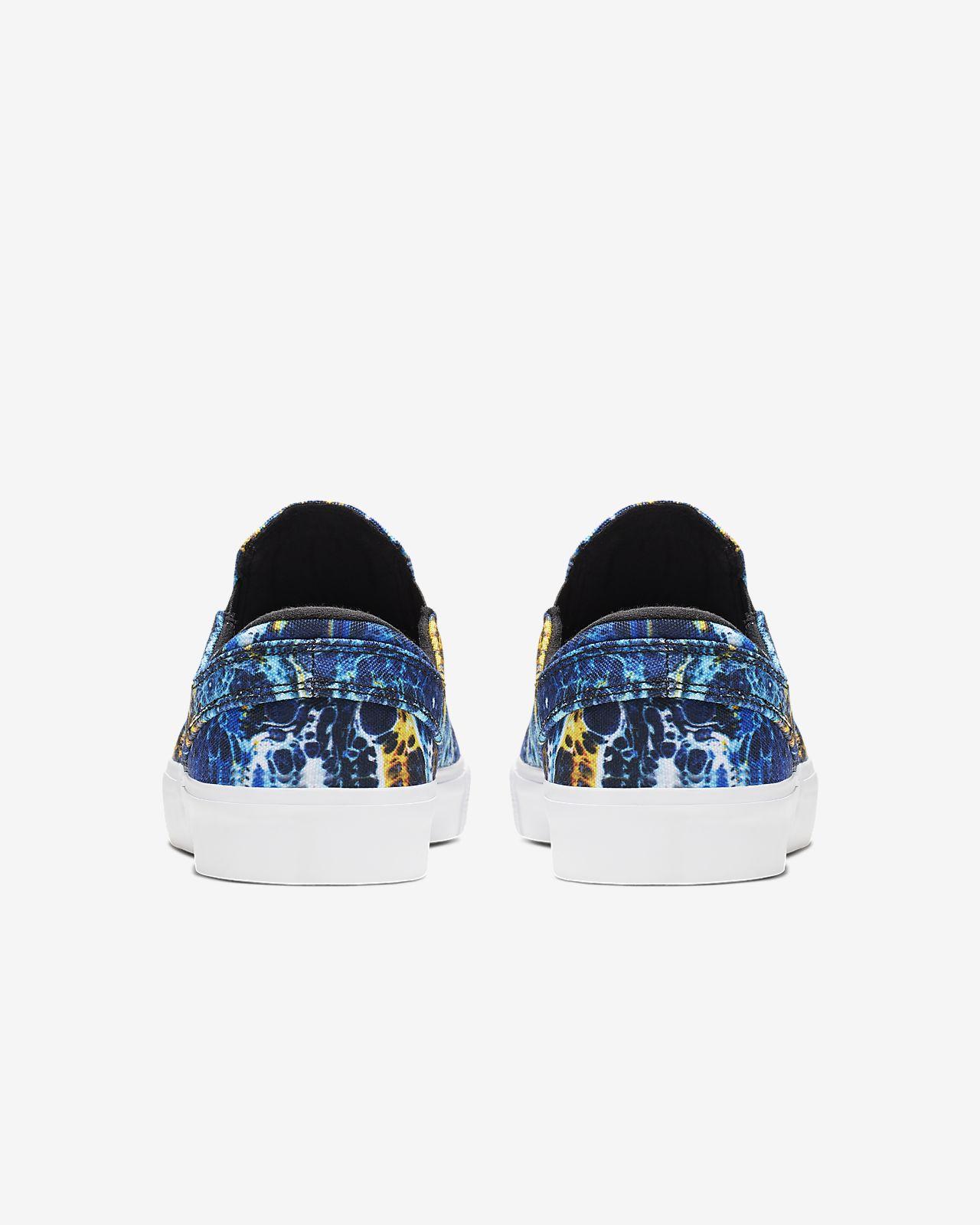 quite nice 2f90b f8ebe Nike SB Zoom Stefan Janoski Slip Canvas RM Premium-skatersko. Nike ...