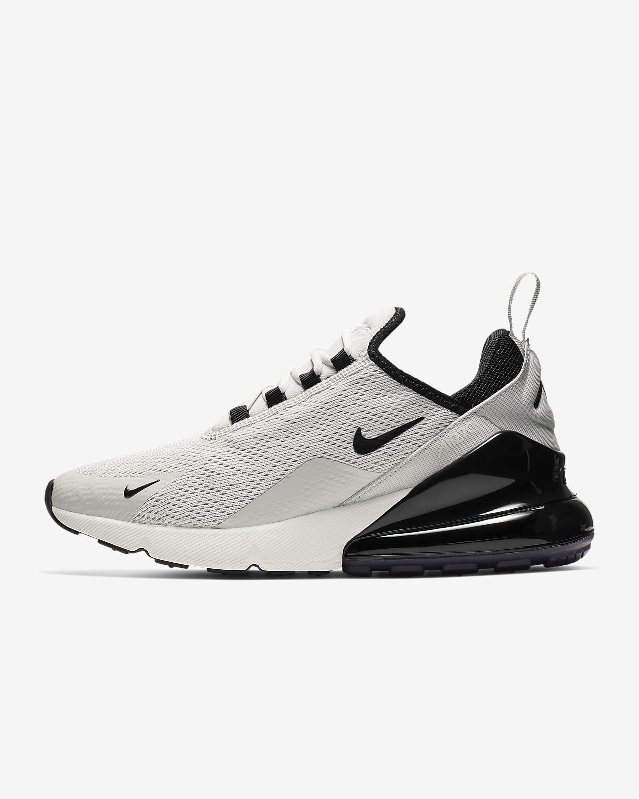 nike air max 270 heren black