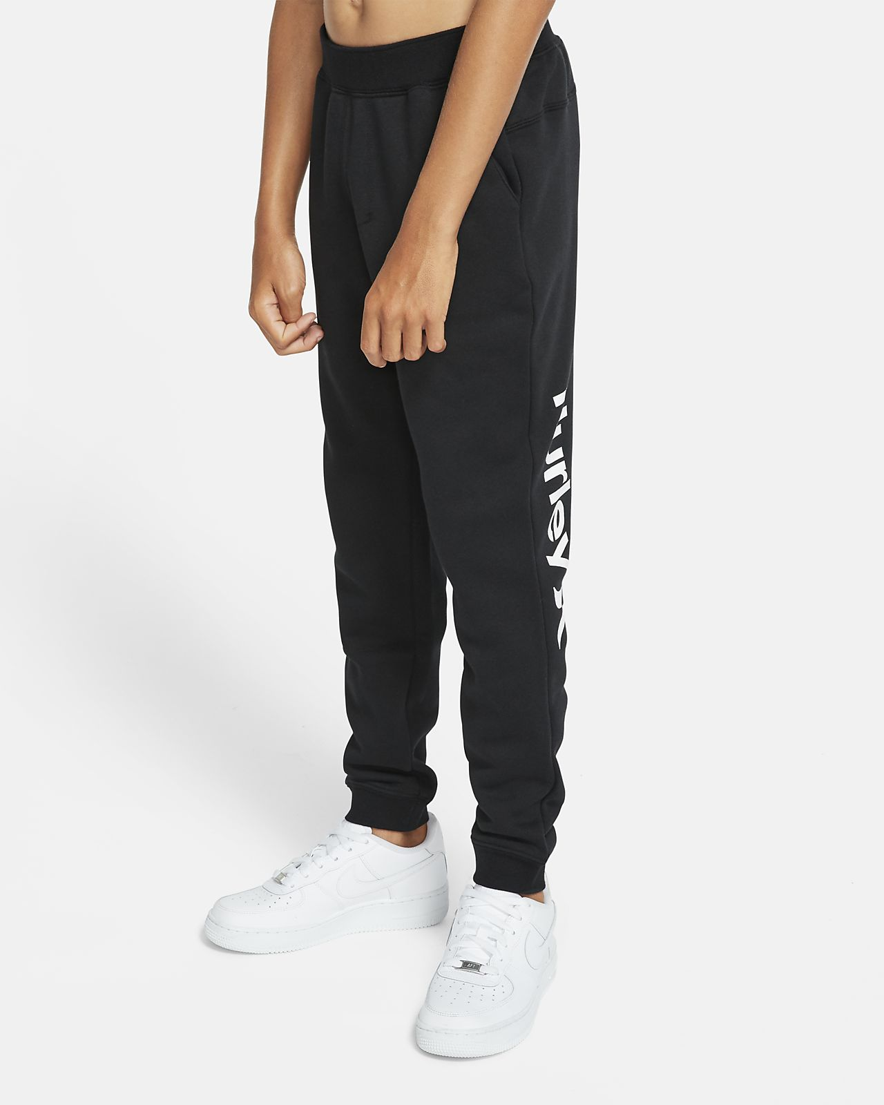 Hurley Surf Check One And Only Boys' Track Trousers