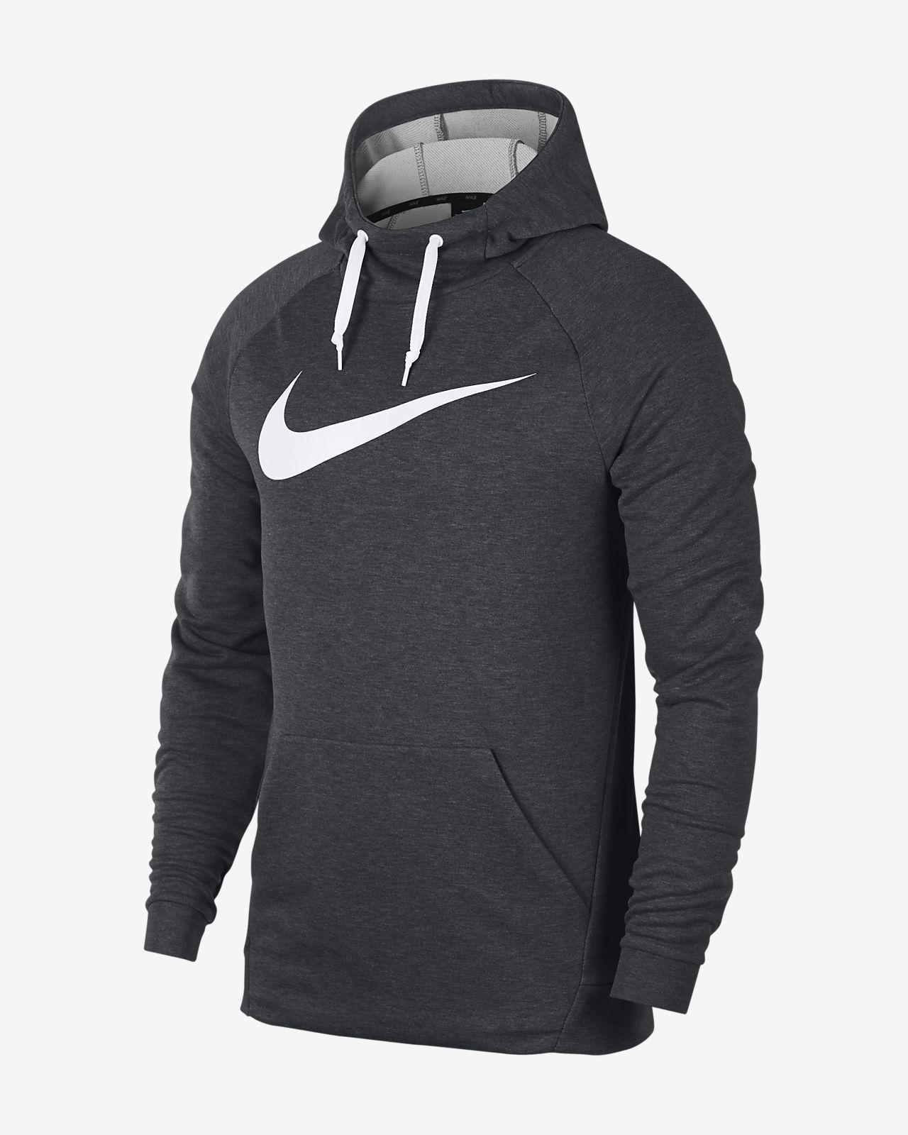 Hood Jacket Nike S Black Running Dri