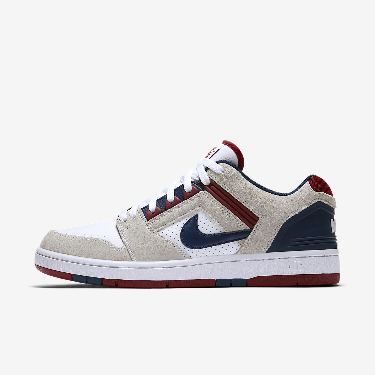 Nike SB Air Force II Low 男/女滑板鞋