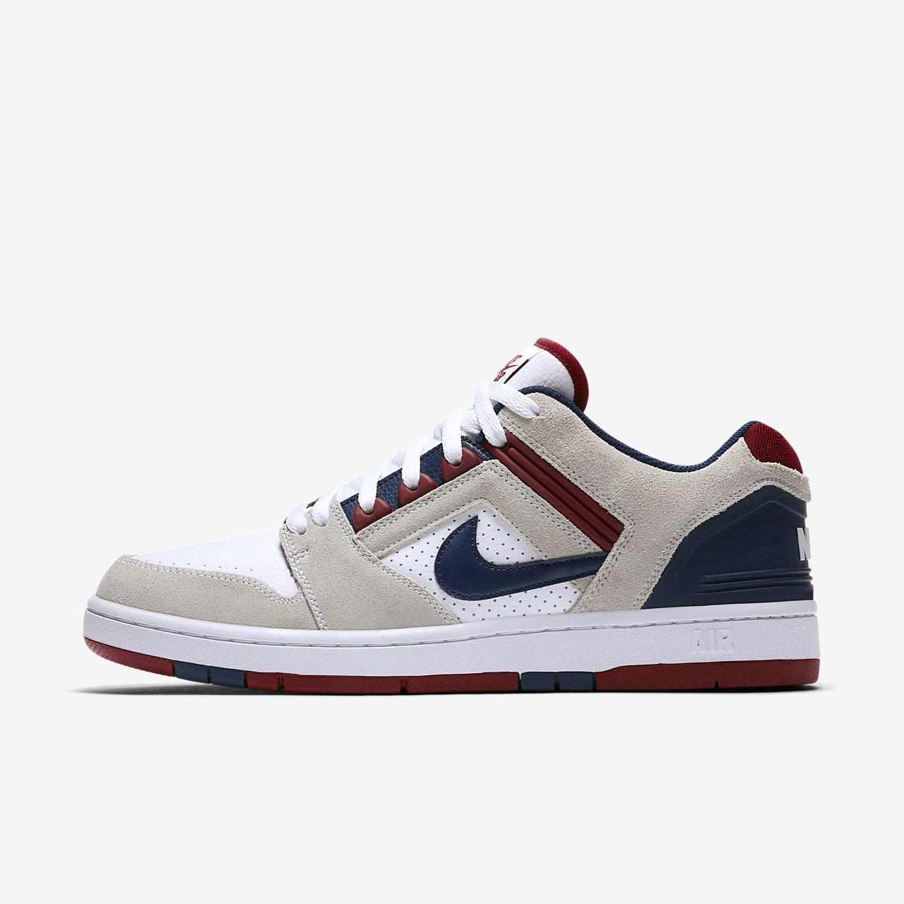... Nike SB Air Force II Low Skateschoen voor heren