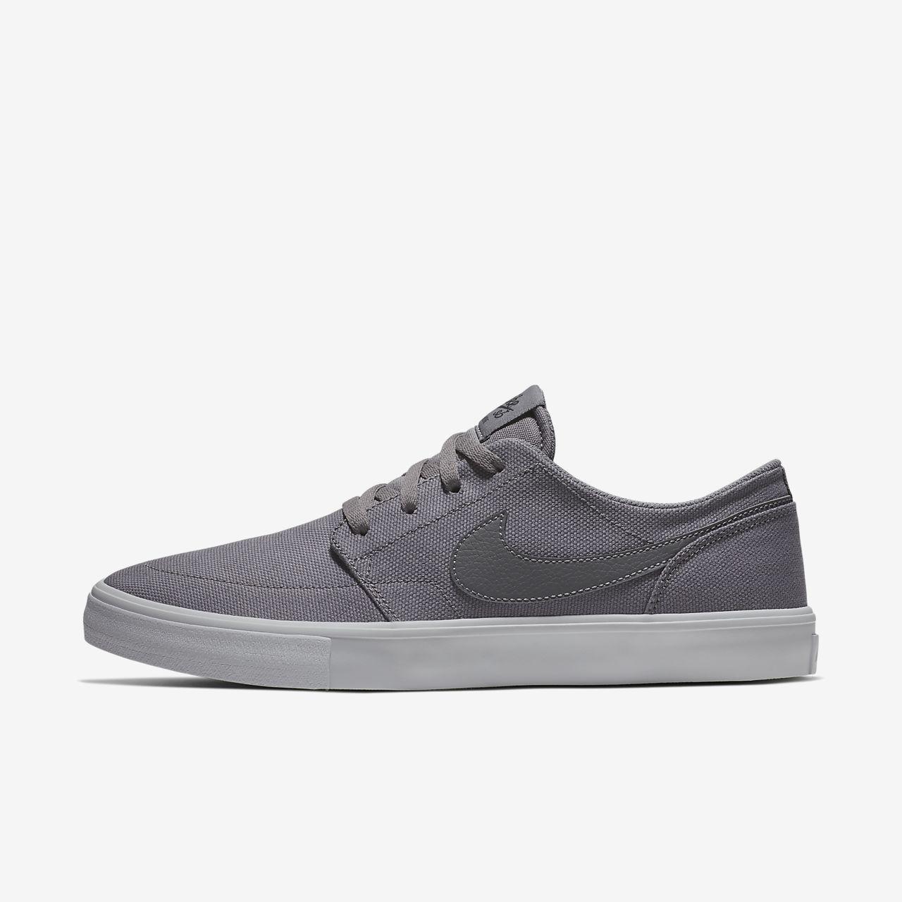 sports shoes c2171 fc6e6 Nike SB Solarsoft Portmore II Canvas Herren-Skateboardschuh