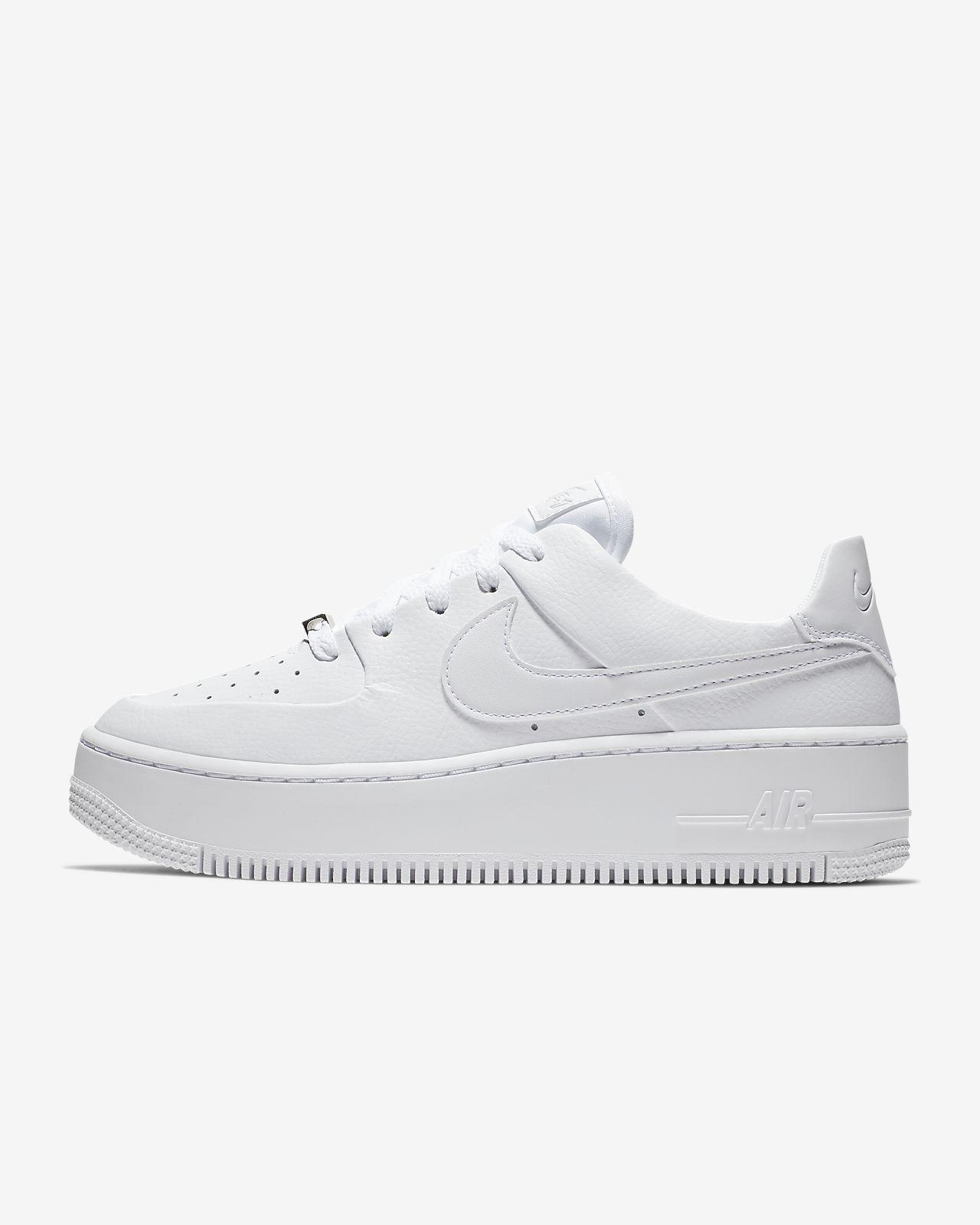Nike air force 1 white Mid Nike Air Force Sage Low Nike Nike Air Force Sage Low Womens Shoe Nikecom