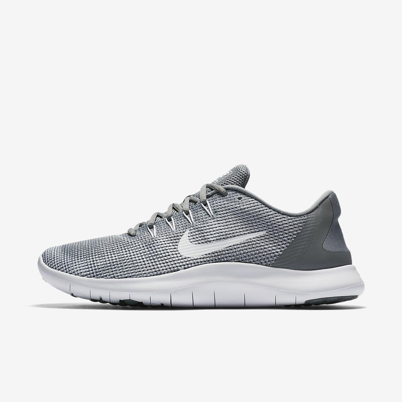 Tênis Nike Flex Run Masculino Preto e Branco | Nike flex