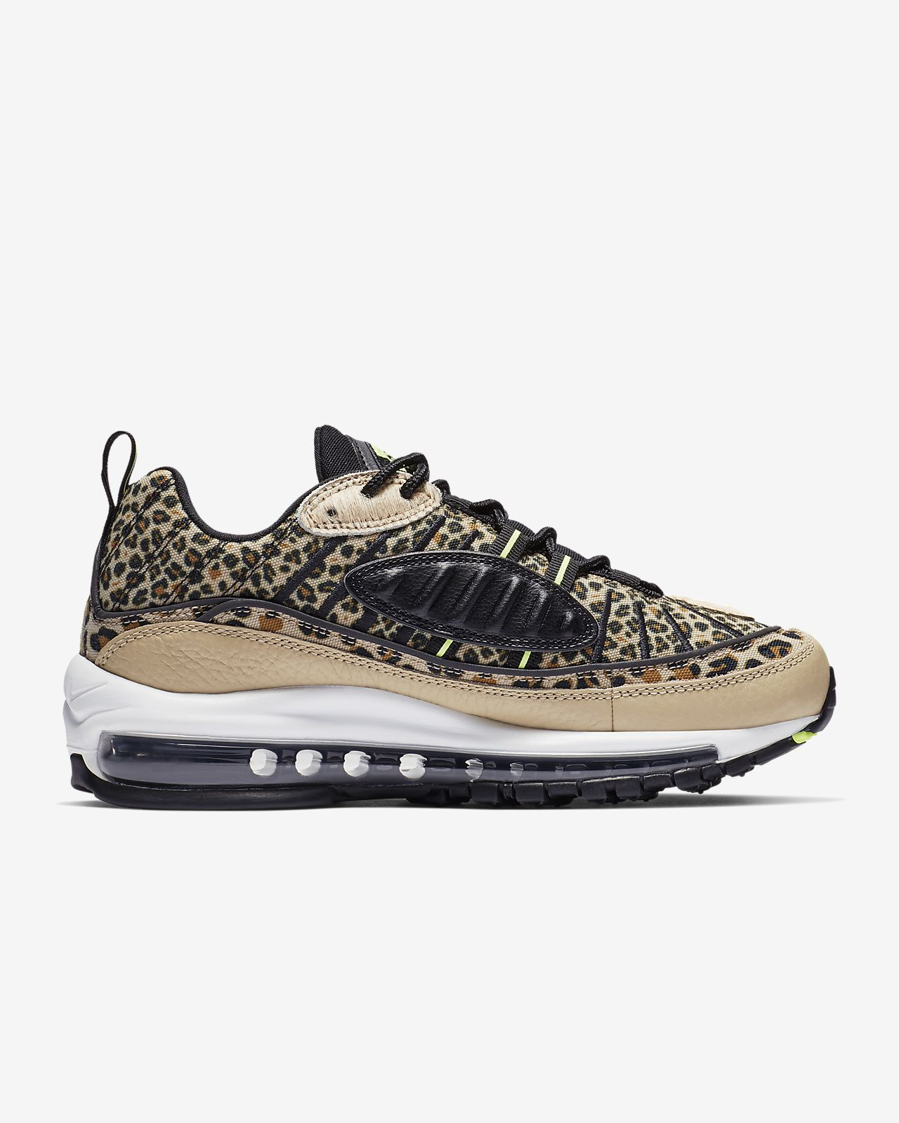 43d93526f8 Nike Air Max 98 Premium Animal Women's Shoe. Nike.com
