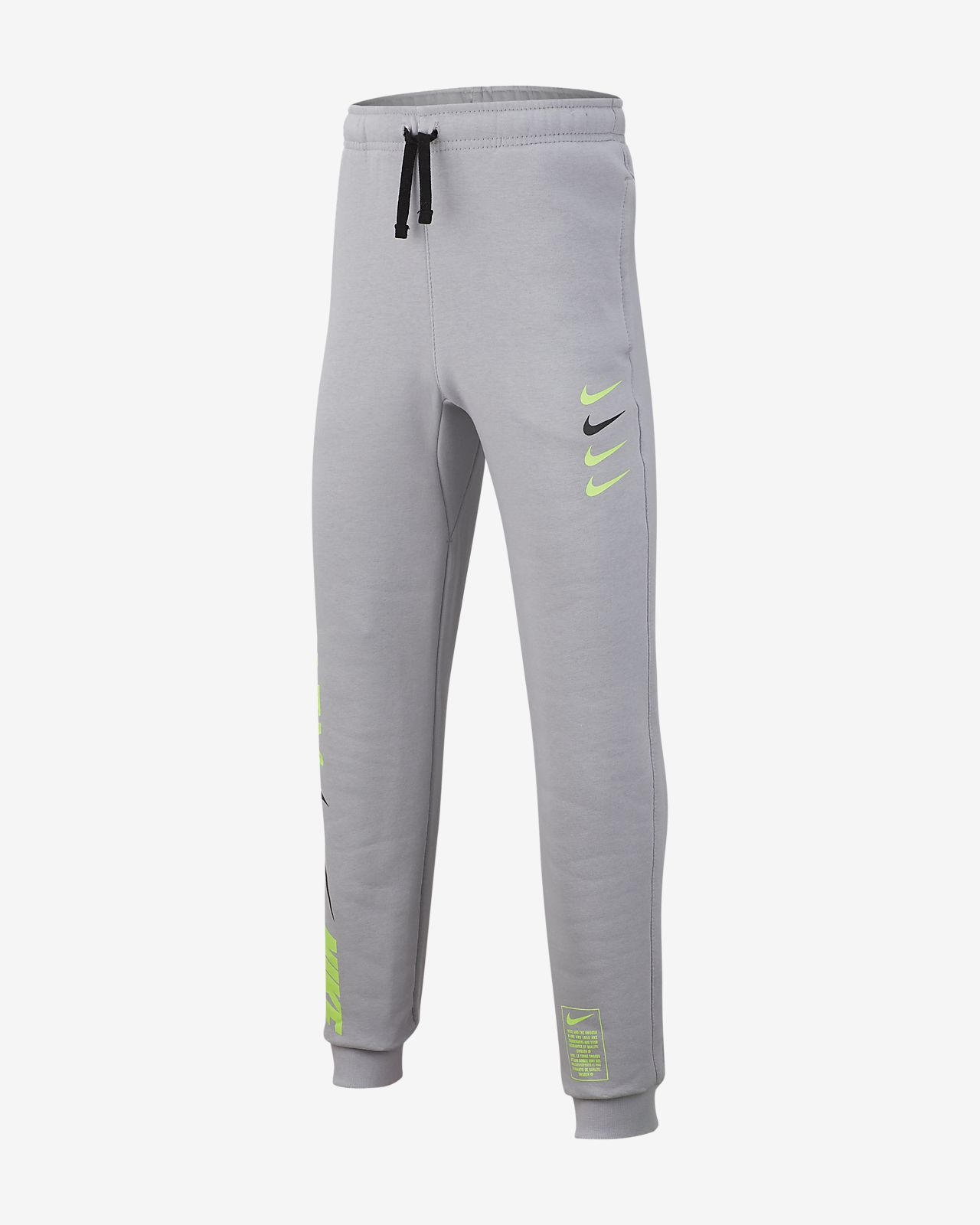 aad2f07271bcc2 Nike Sportswear Club Fleece Big Kids  (Boys ) Joggers. Nike.com
