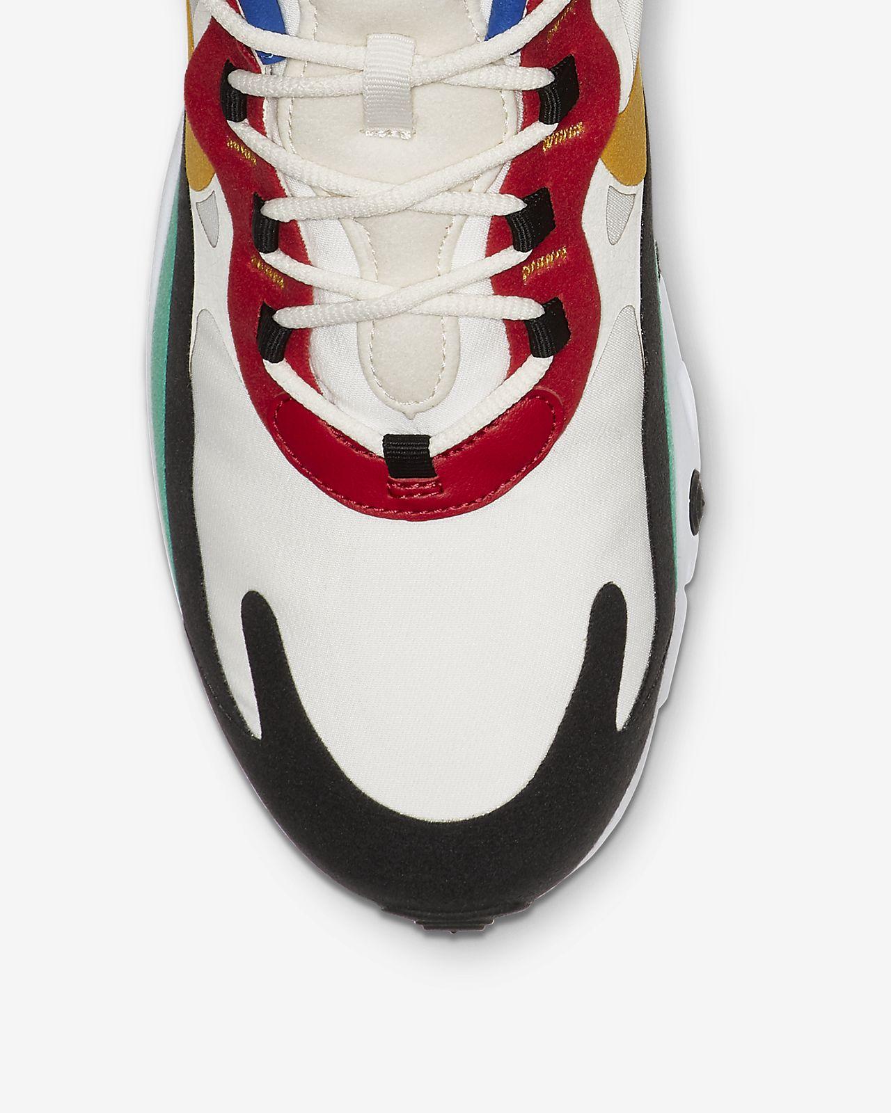 Scarpa Nike Air Max 270 React Bauhaus , Uomo