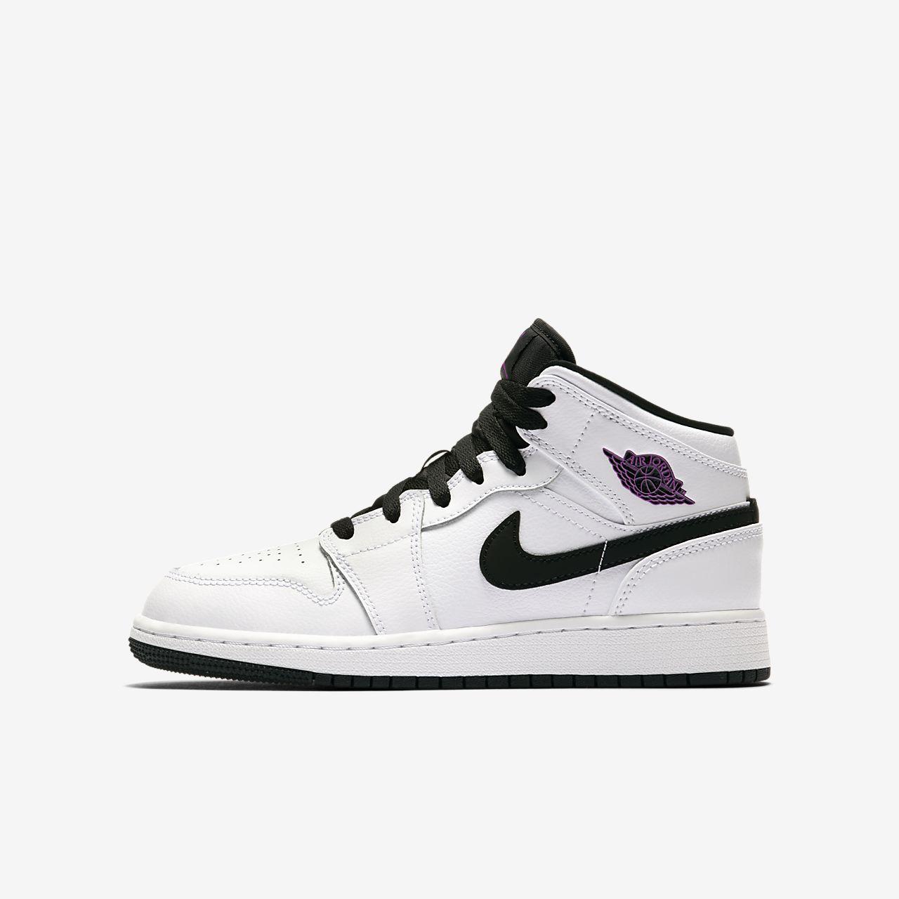 ... Chaussure Air Jordan 1 Mid pour Enfant plus âgé