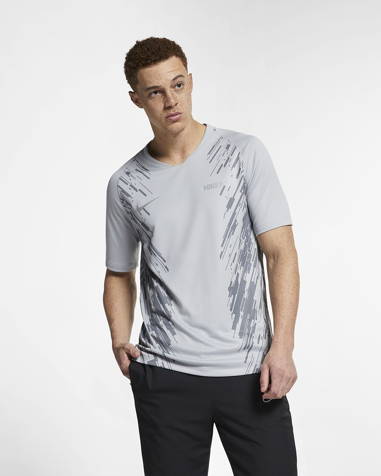 Nike F.C. Men's Football Shirt