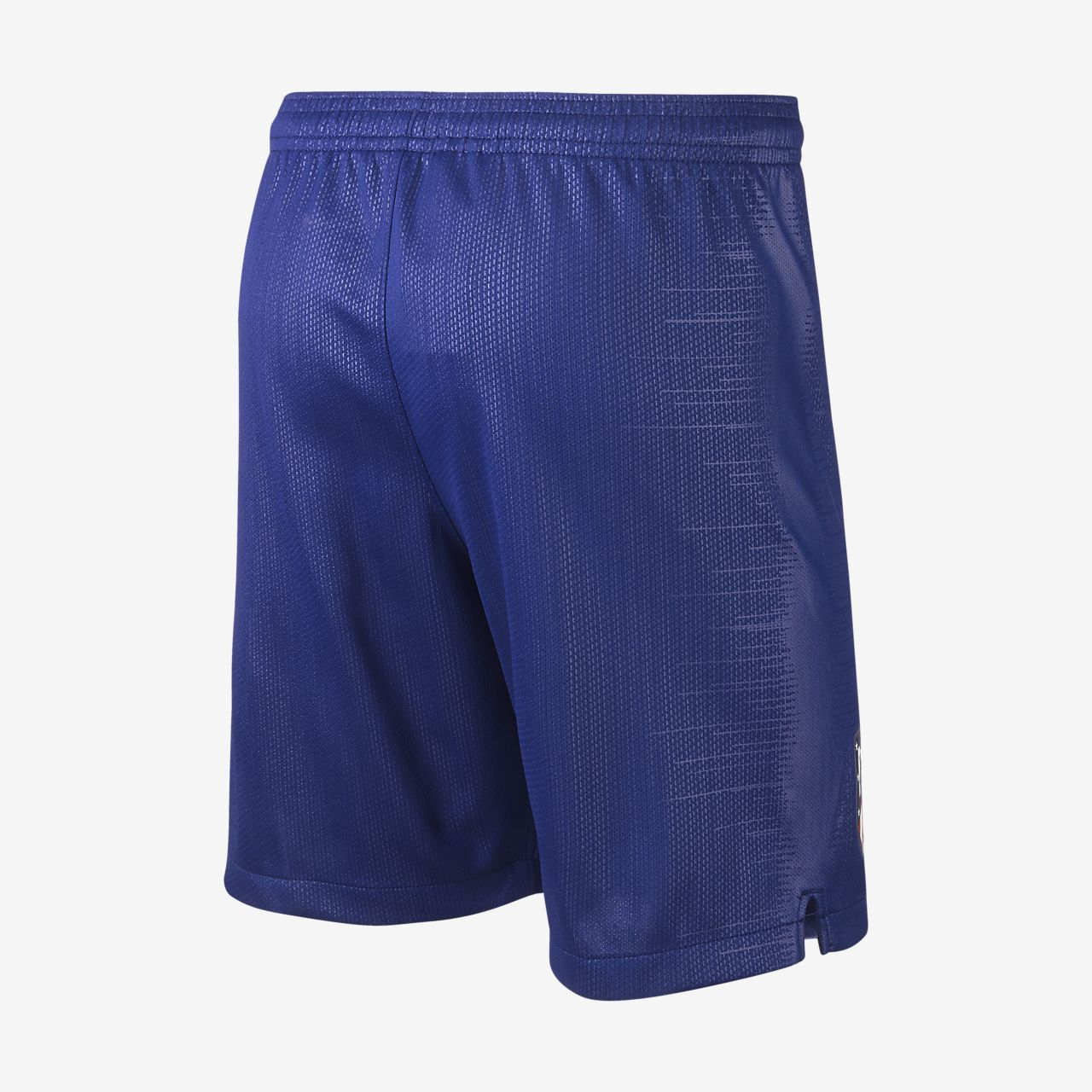 62fbc1ea966e7 ... Shorts de fútbol para niño talla grande 2018 19 Atletico de Madrid  Stadium Home