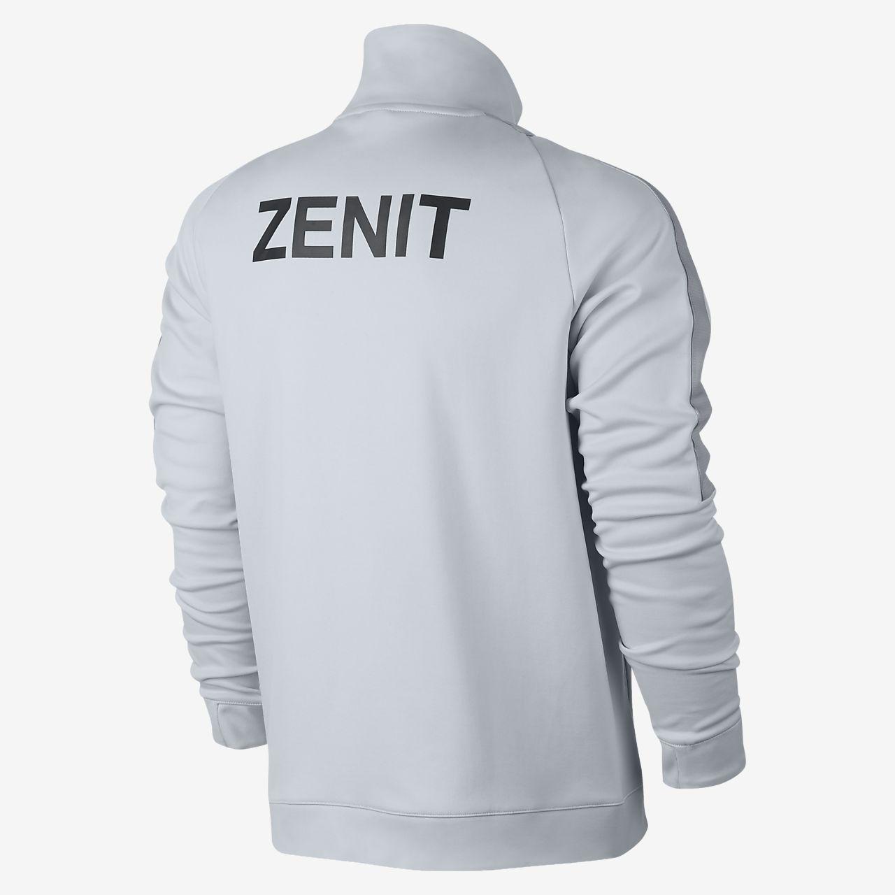 ... FC Zenit Authentic N98 Men's Track Jacket
