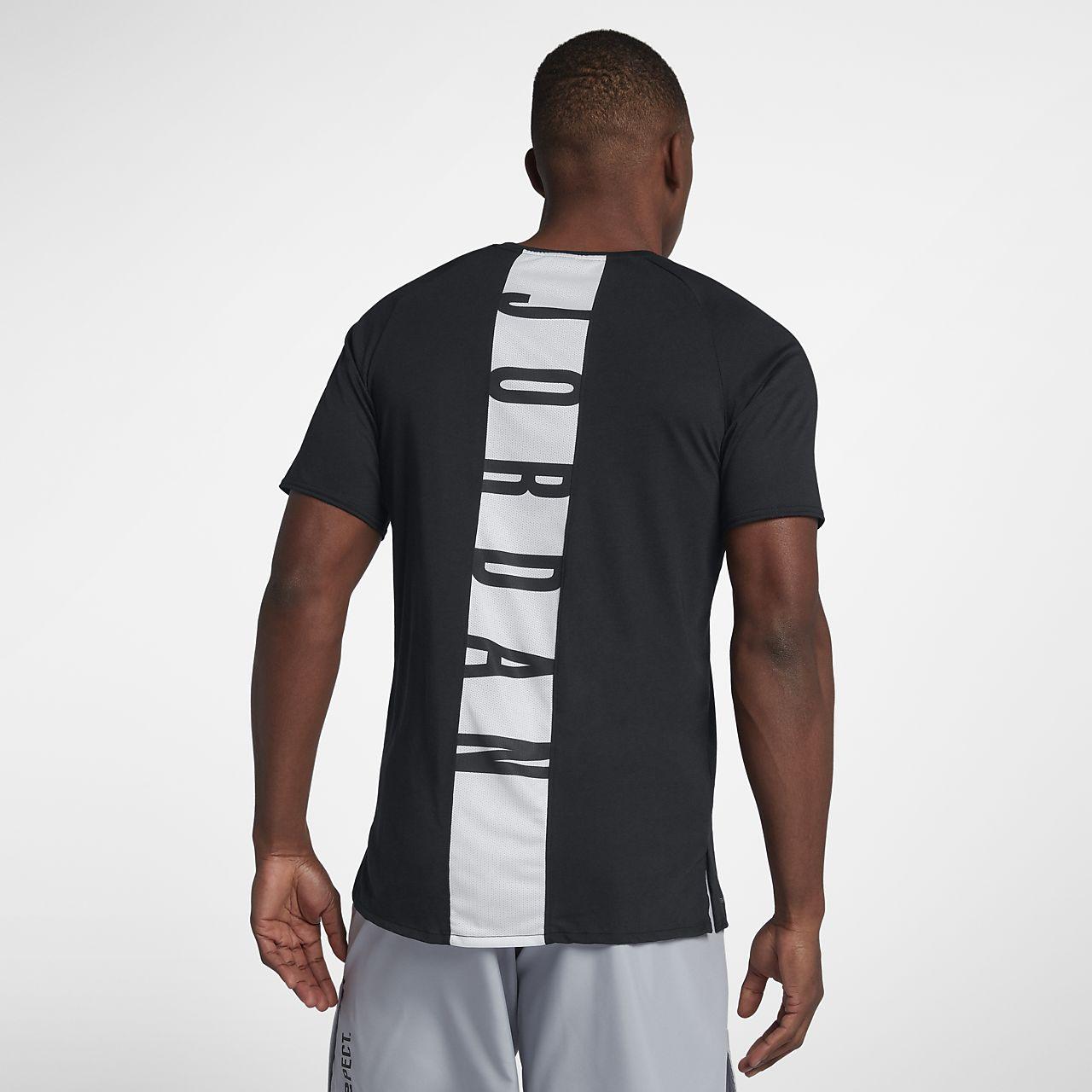 Мужская футболка с коротким рукавом для тренинга Jordan 23 Alpha