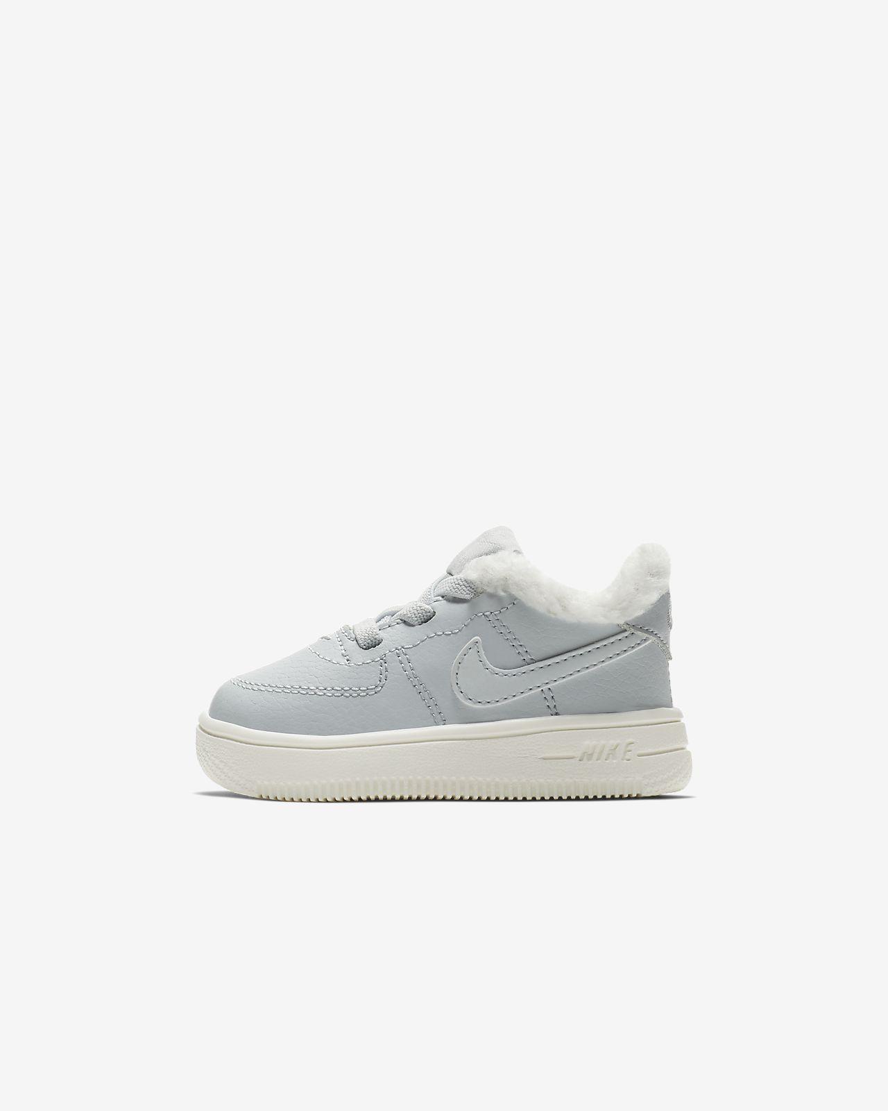 Sko Nike Force 1 SE för baby/små barn