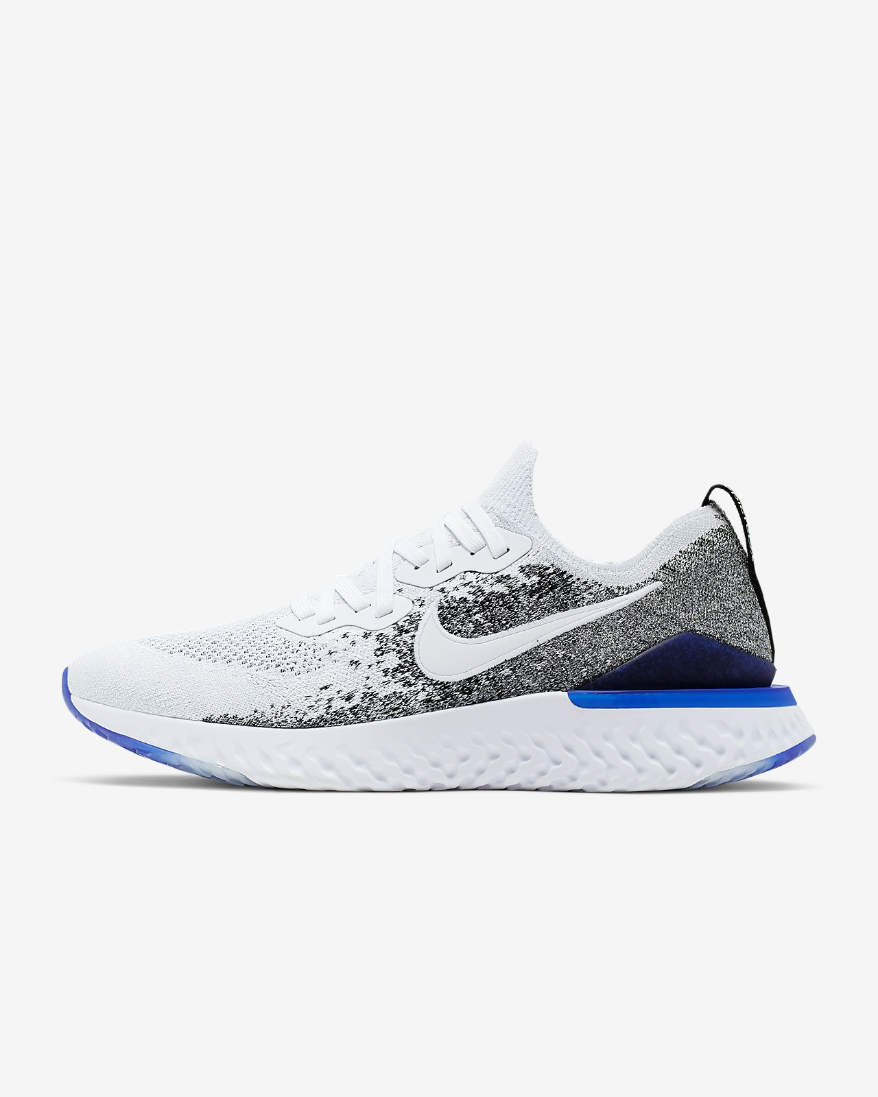 Nike Epic React Flyknit 2 Men\u0027s Running Shoe
