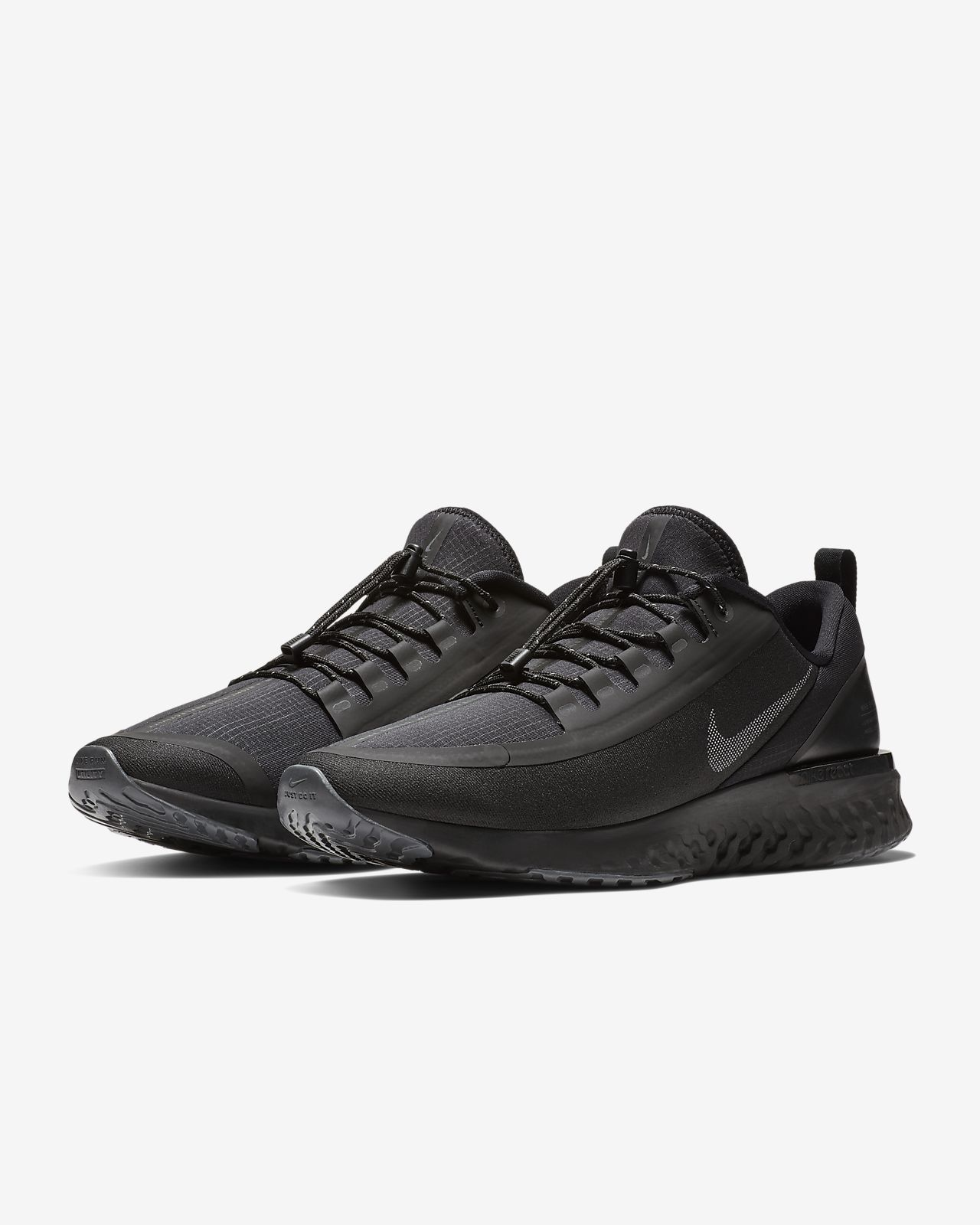 new concept 854bc 00bd6 ... Nike Odyssey React Shield Water-Repellent Mens Running Shoe