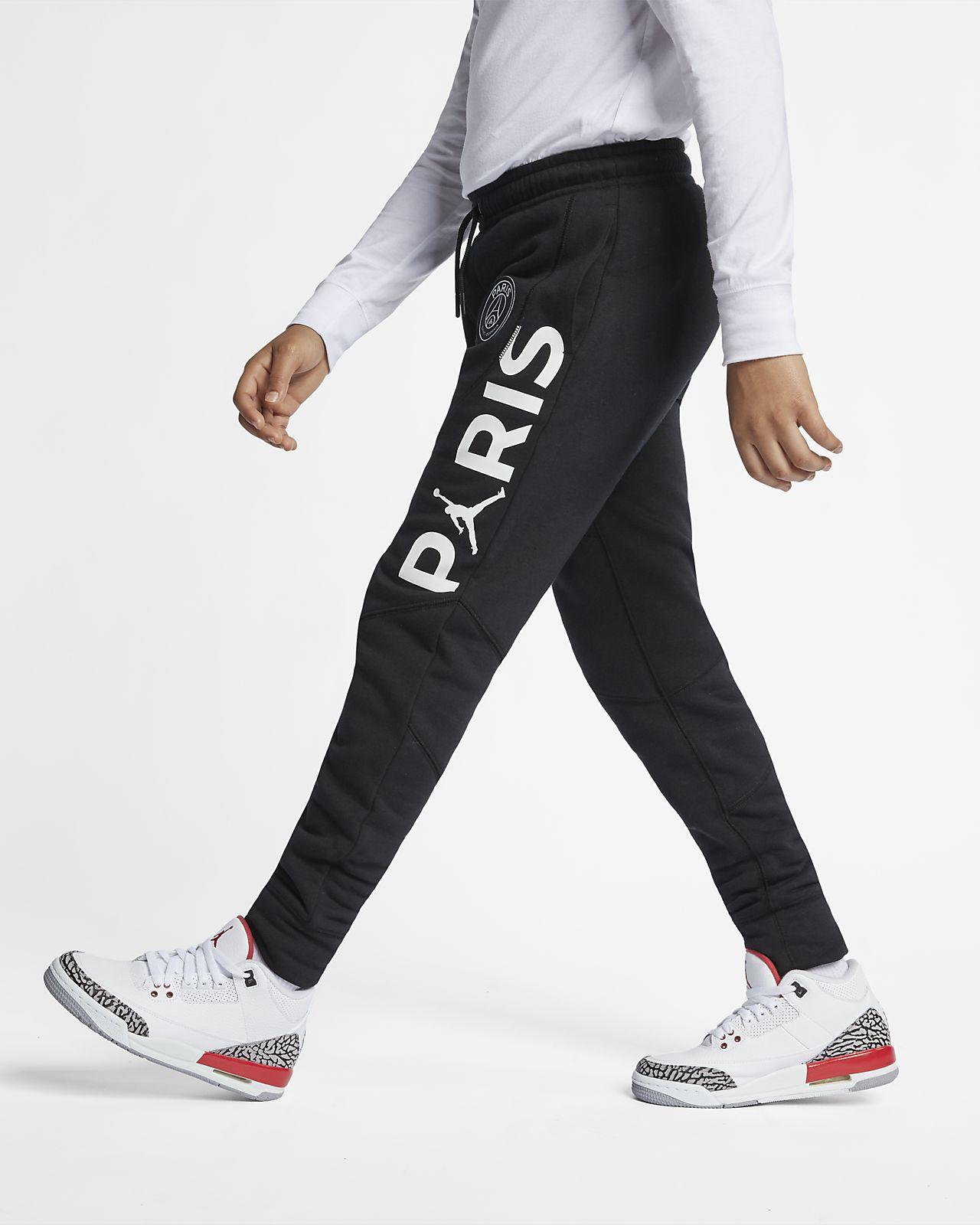 Kalhoty PSG Flight Knit pro větší děti (chlapce). Nike.com CZ 7f72f4323b