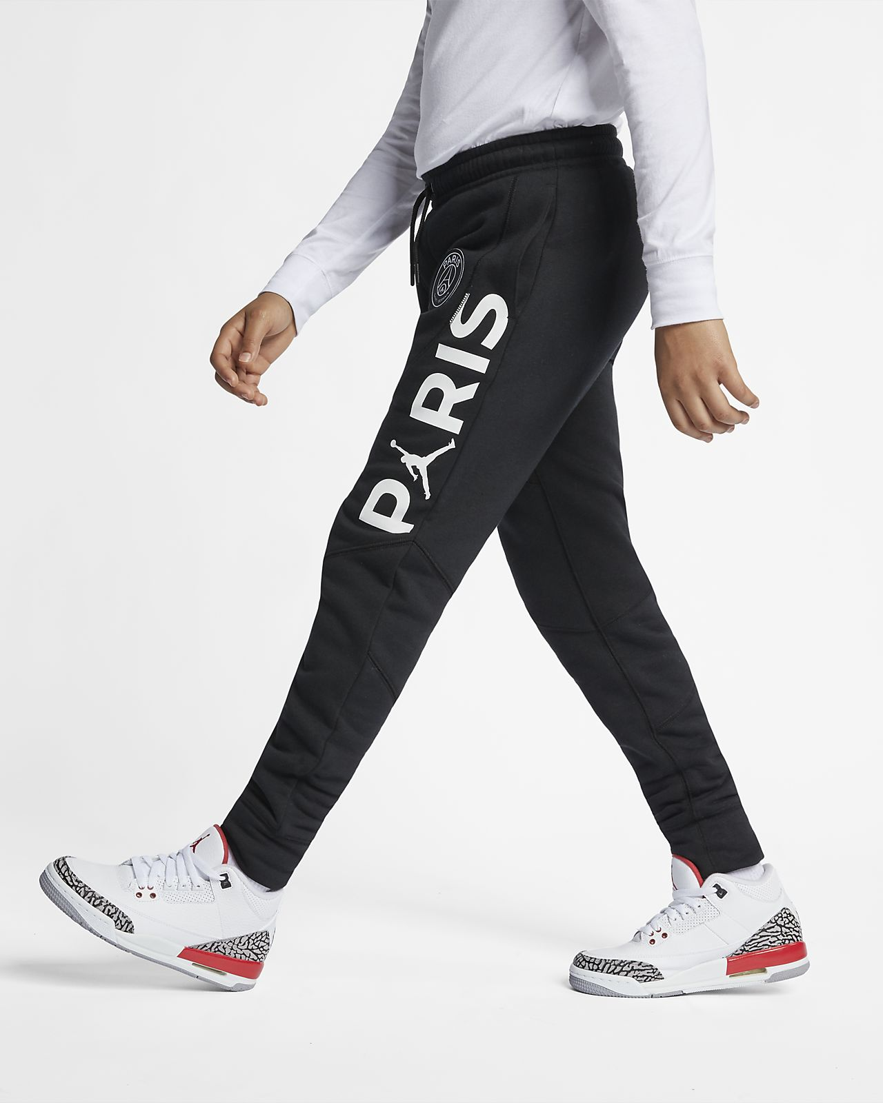 Flight Knit Kids'boys'Pants Older Flight Older Psg Psg Knit Kids'boys'Pants 29EDIWH