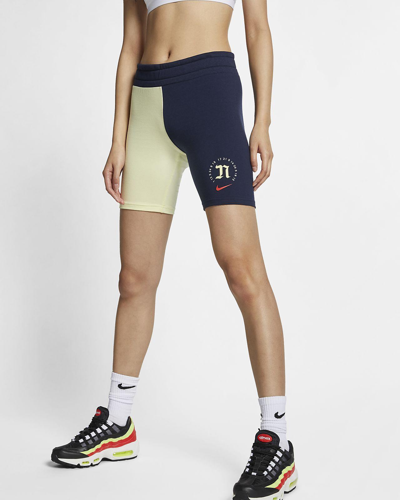 the latest 6db30 b7118 ... Nike Sportswear Women s Bike Shorts by Alexis Quintero