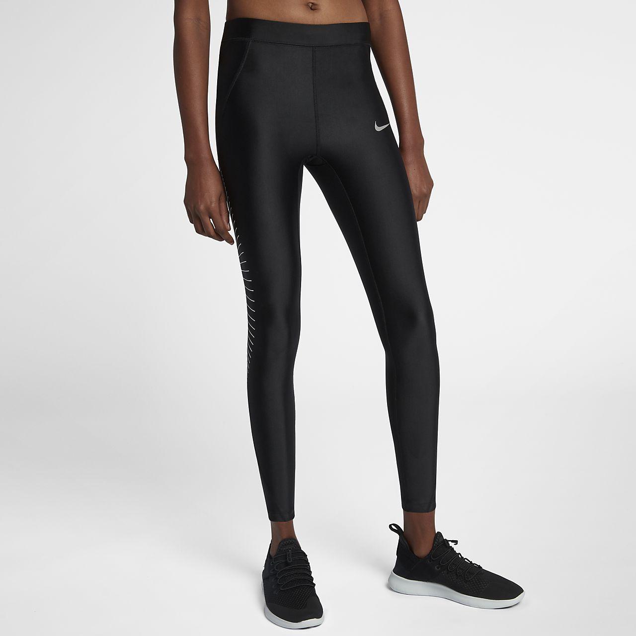 nike speed women 39 s running tights lu. Black Bedroom Furniture Sets. Home Design Ideas