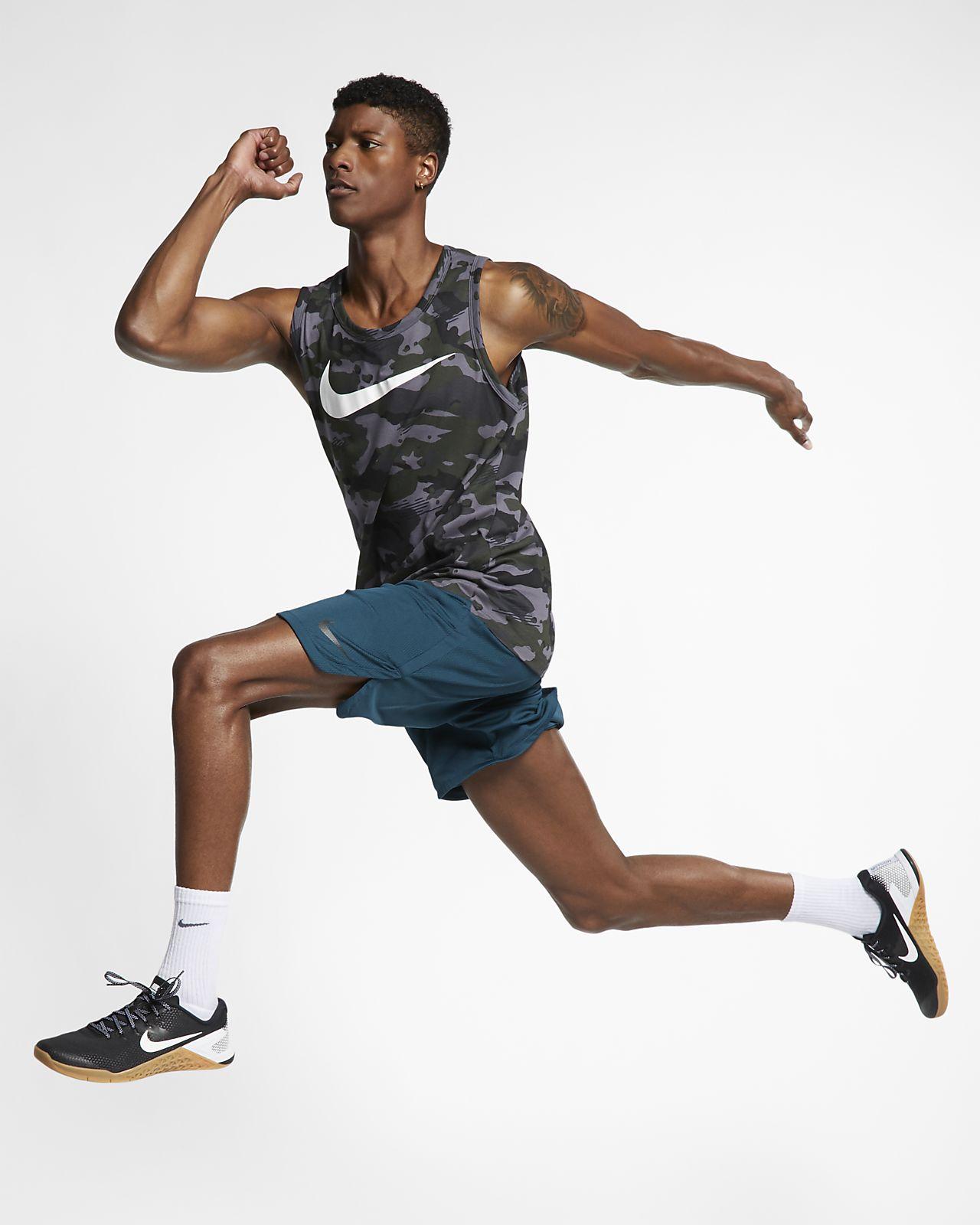 best loved e85b8 3af9e ... Nike Dri-FIT Men s Camo Training Tank